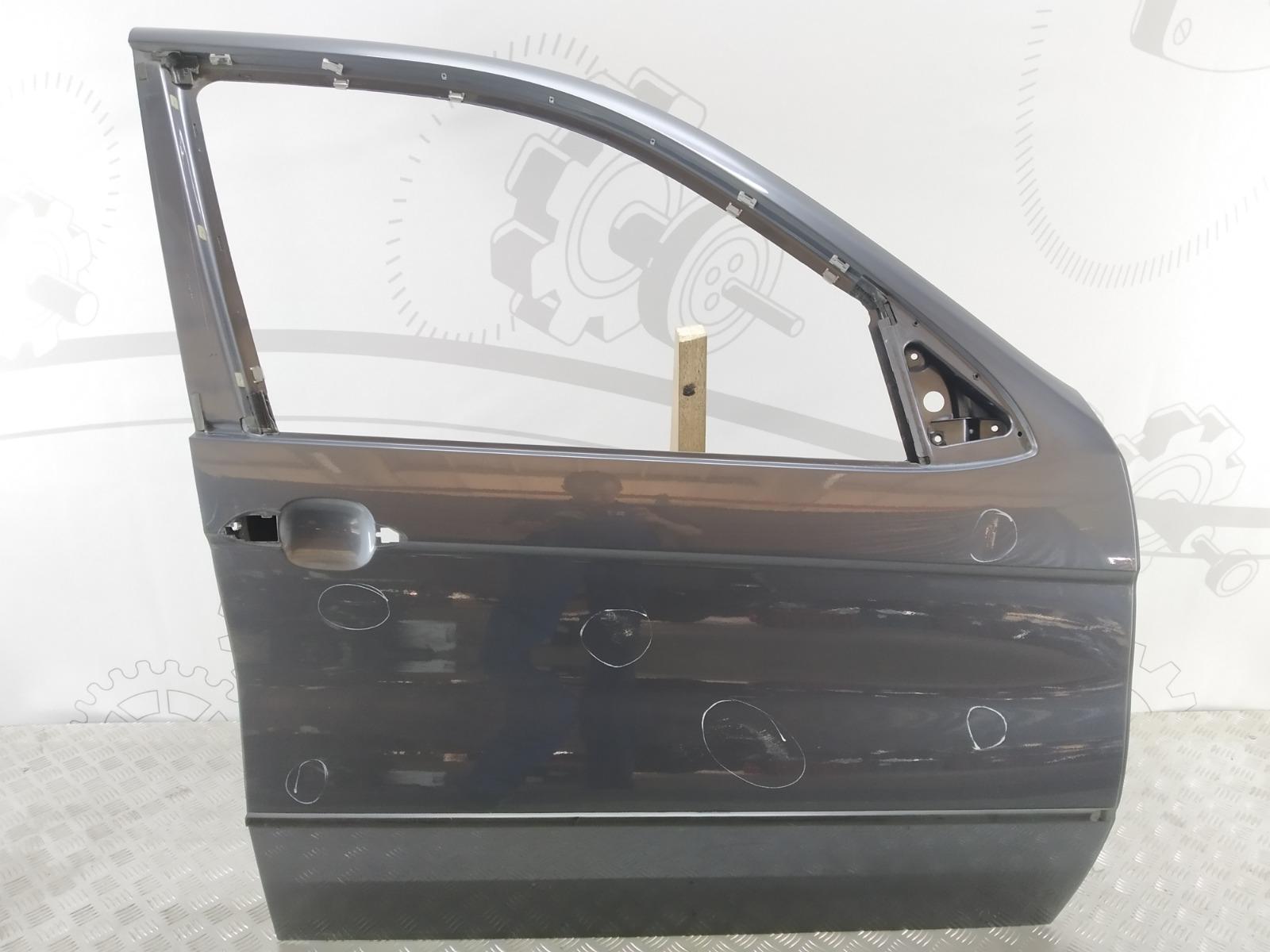 Дверь передняя правая Bmw X5 E53 3.0 I 2003 (б/у)