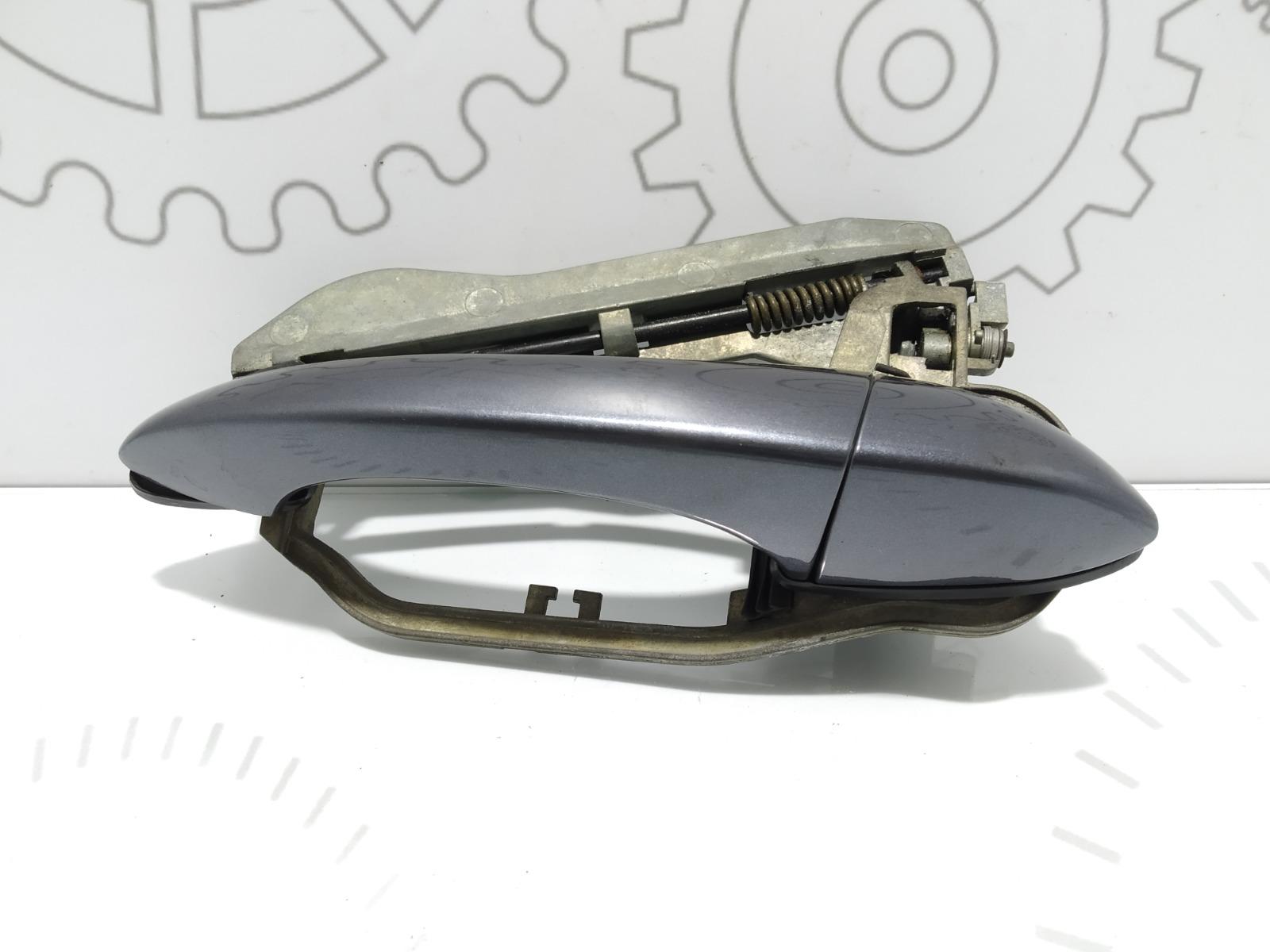 Ручка наружная задняя левая Bmw X5 E53 3.0 I 2003 (б/у)