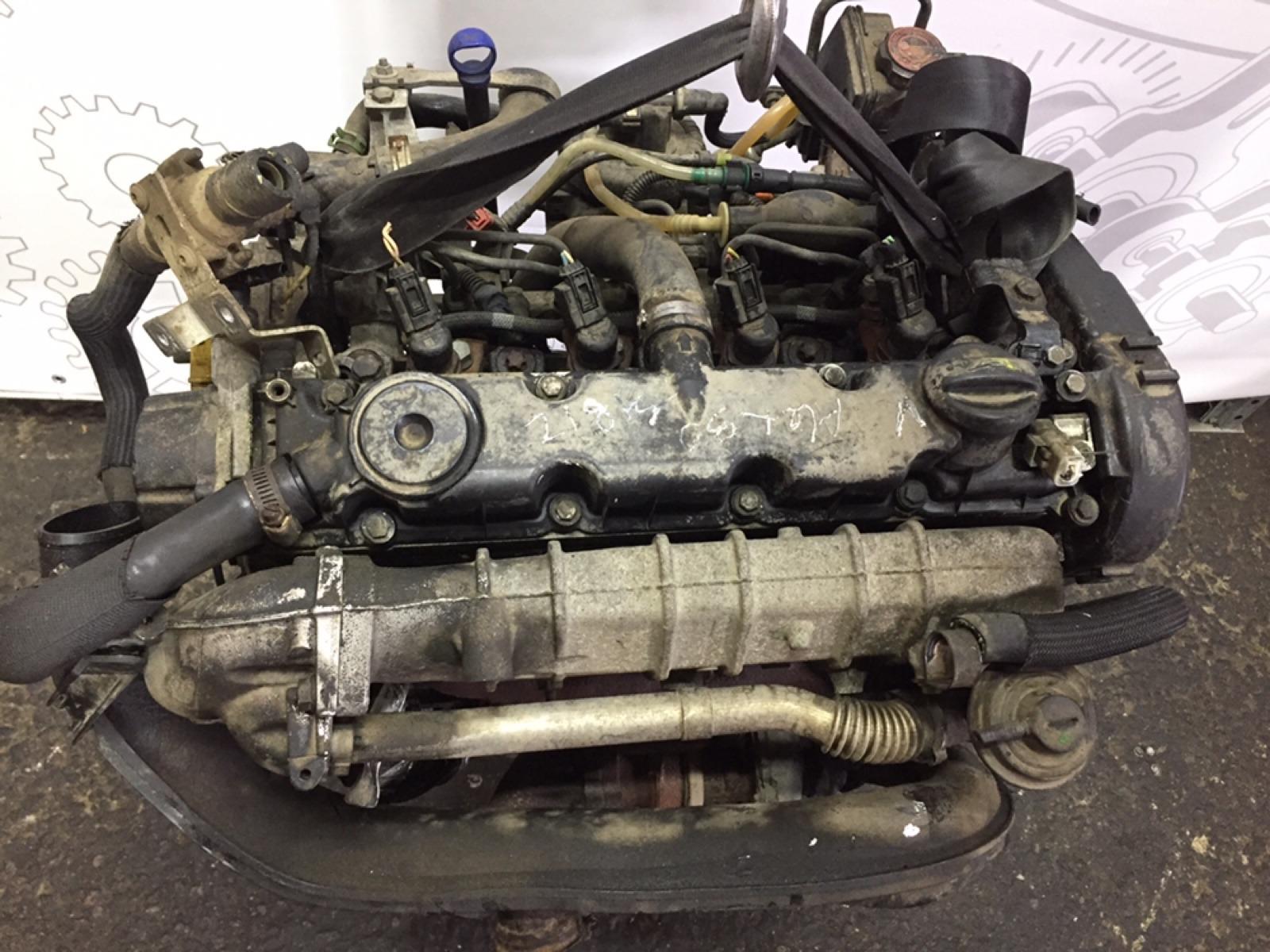 Двигатель дизельный Citroen Berlingo 2.0 HDI 2006 (б/у)