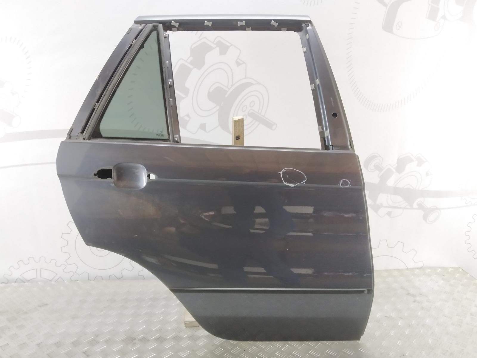 Дверь задняя правая Bmw X5 E53 3.0 I 2003 (б/у)