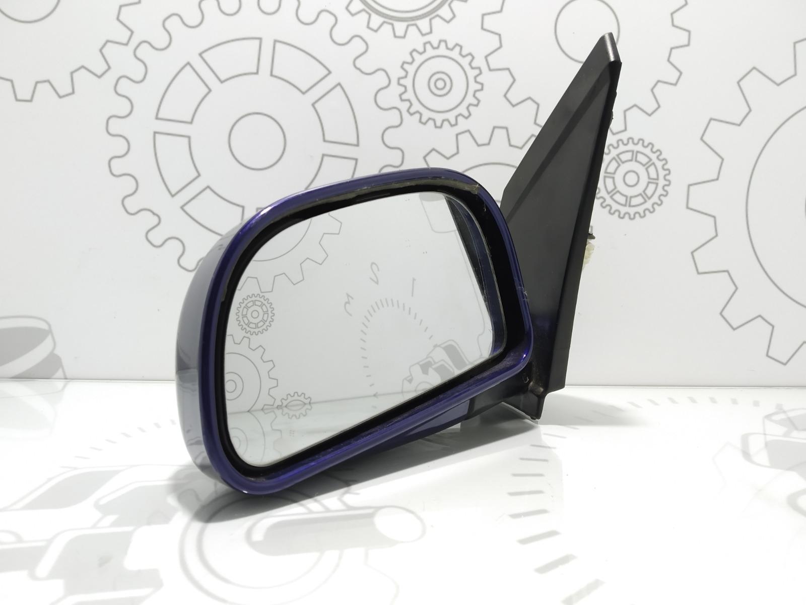 Зеркало наружное левое Mitsubishi Space Star 1.9 DID 2004 (б/у)