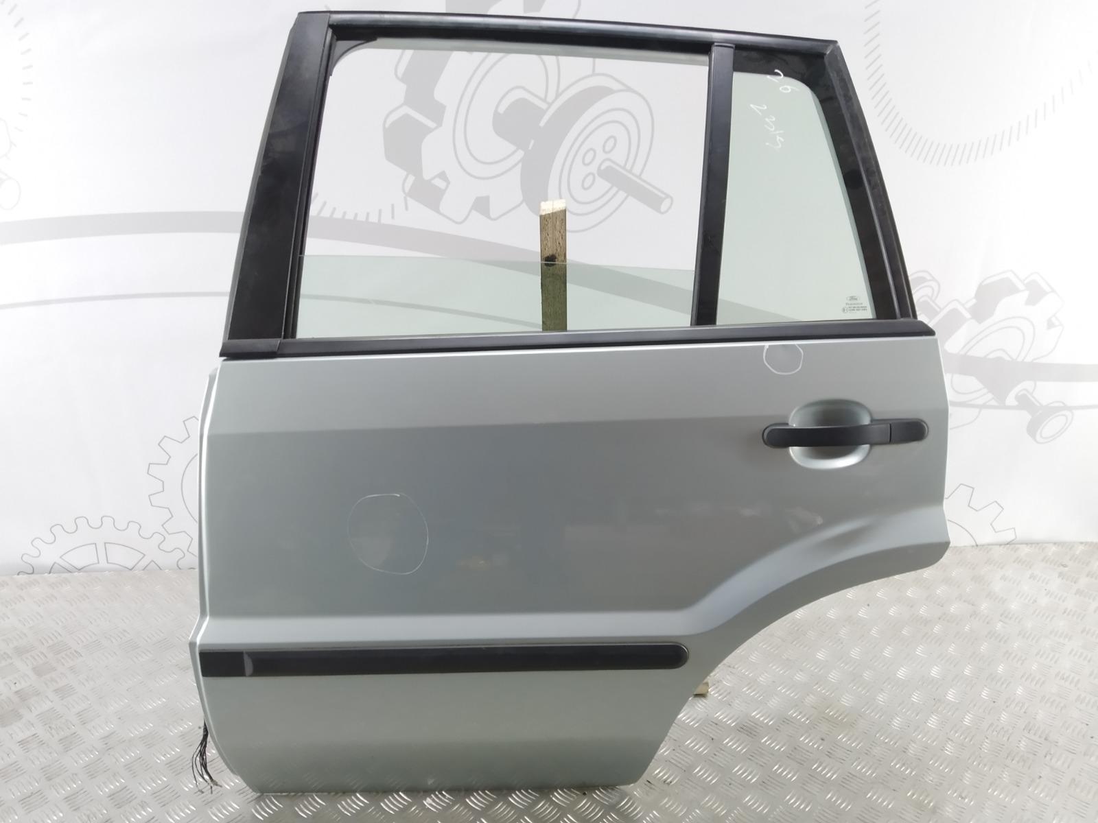 Дверь задняя левая Ford Fusion 1.4 I 2004 (б/у)