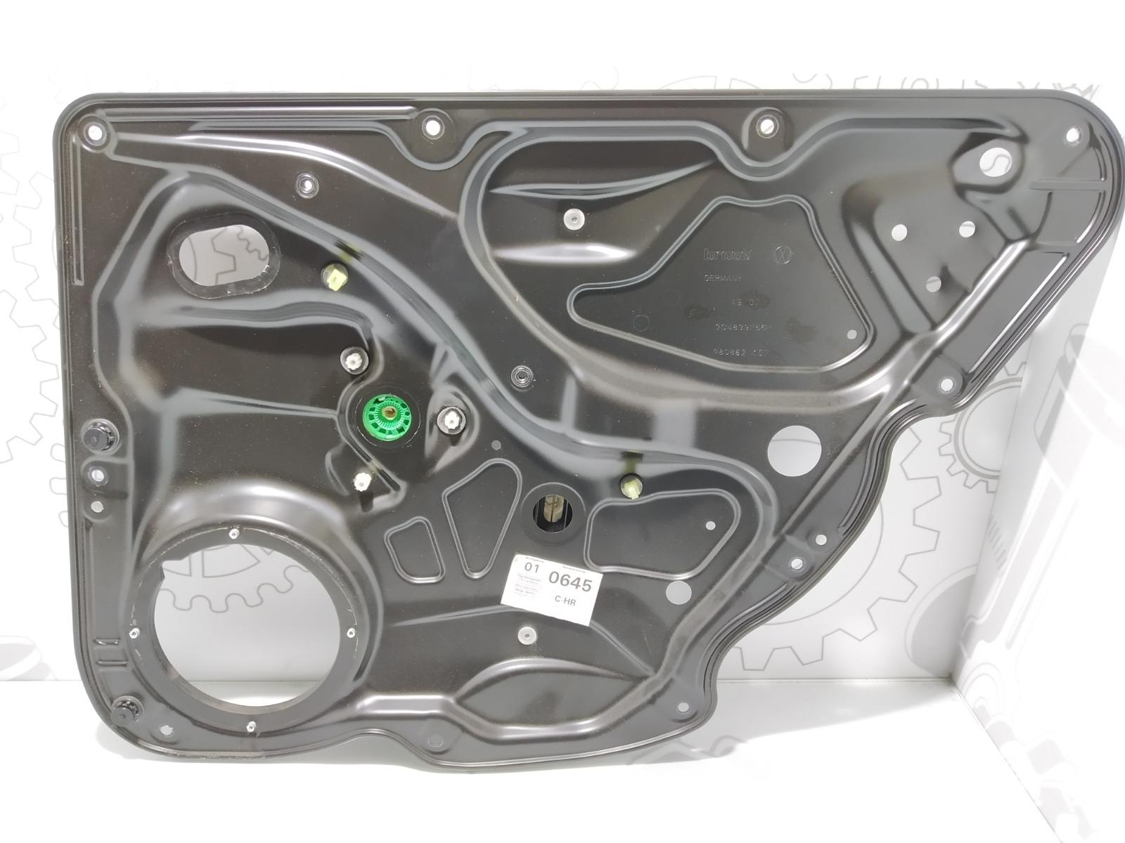 Стеклоподъемник электрический задний правый Volkswagen Passat B6 1.9 TDI 2007 (б/у)