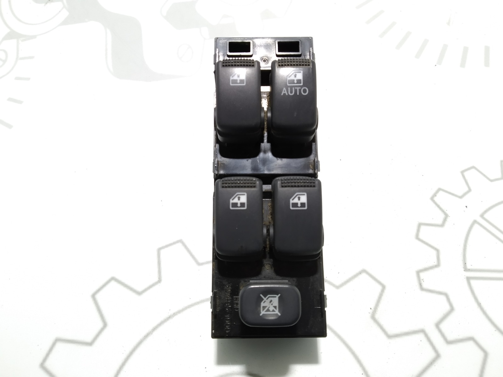 Кнопка стеклоподъемника Hyundai Getz 1.4 I 2005 (б/у)