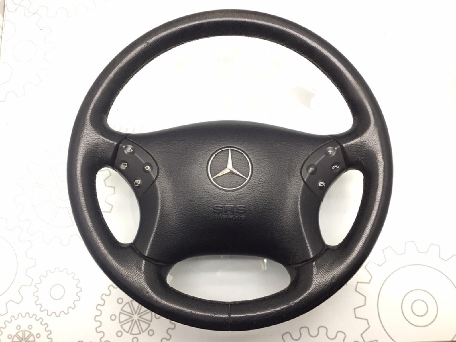 Руль Mercedes C W203 2.2 CDI 2006 (б/у)
