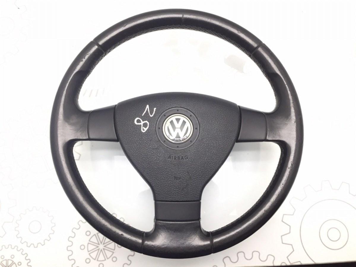 Руль Volkswagen Passat B6 1.9 TDI 2007 (б/у)