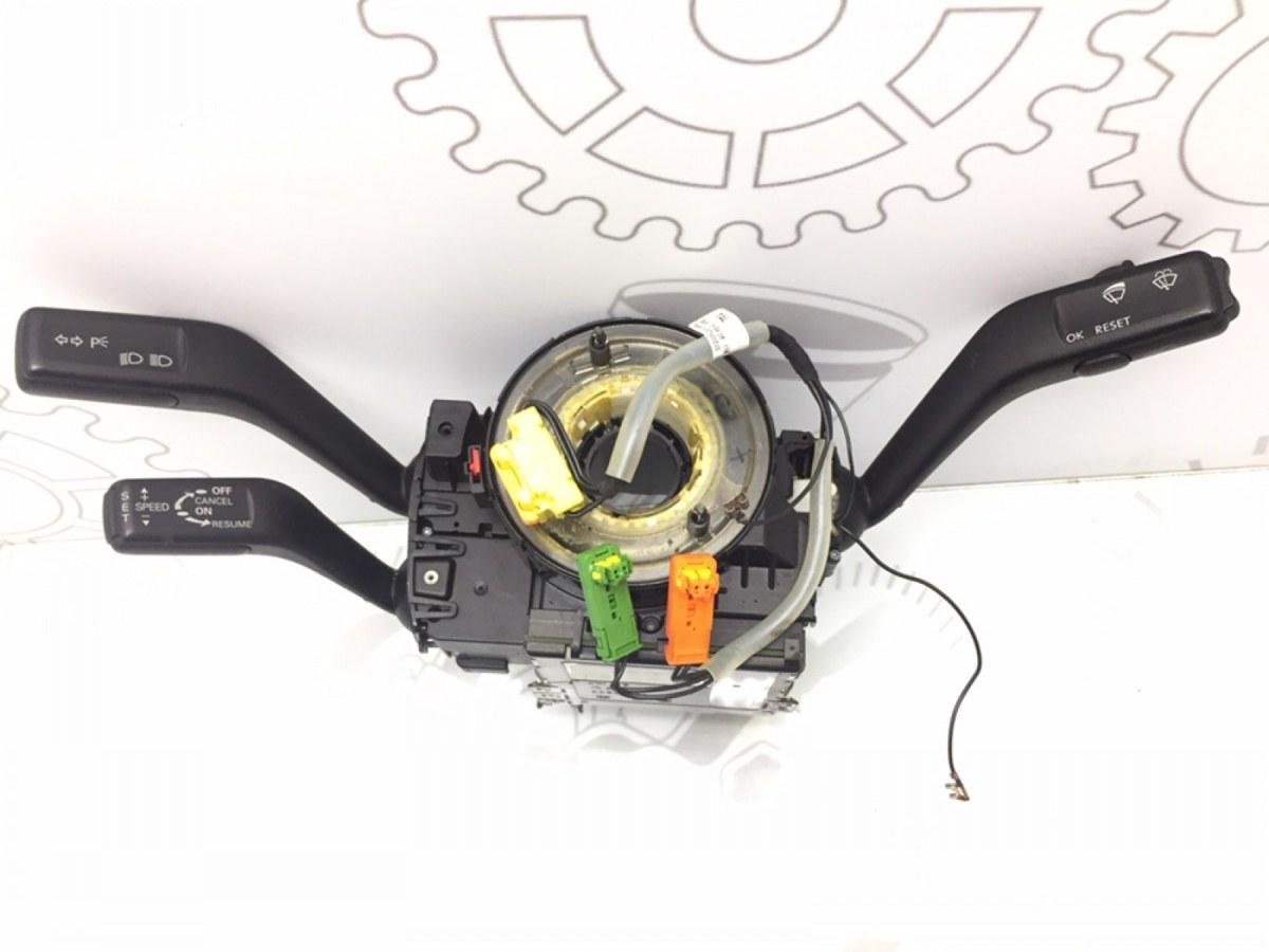 Переключатель подрулевой (стрекоза) Volkswagen Passat B6 2.0 TDI 2006 (б/у)