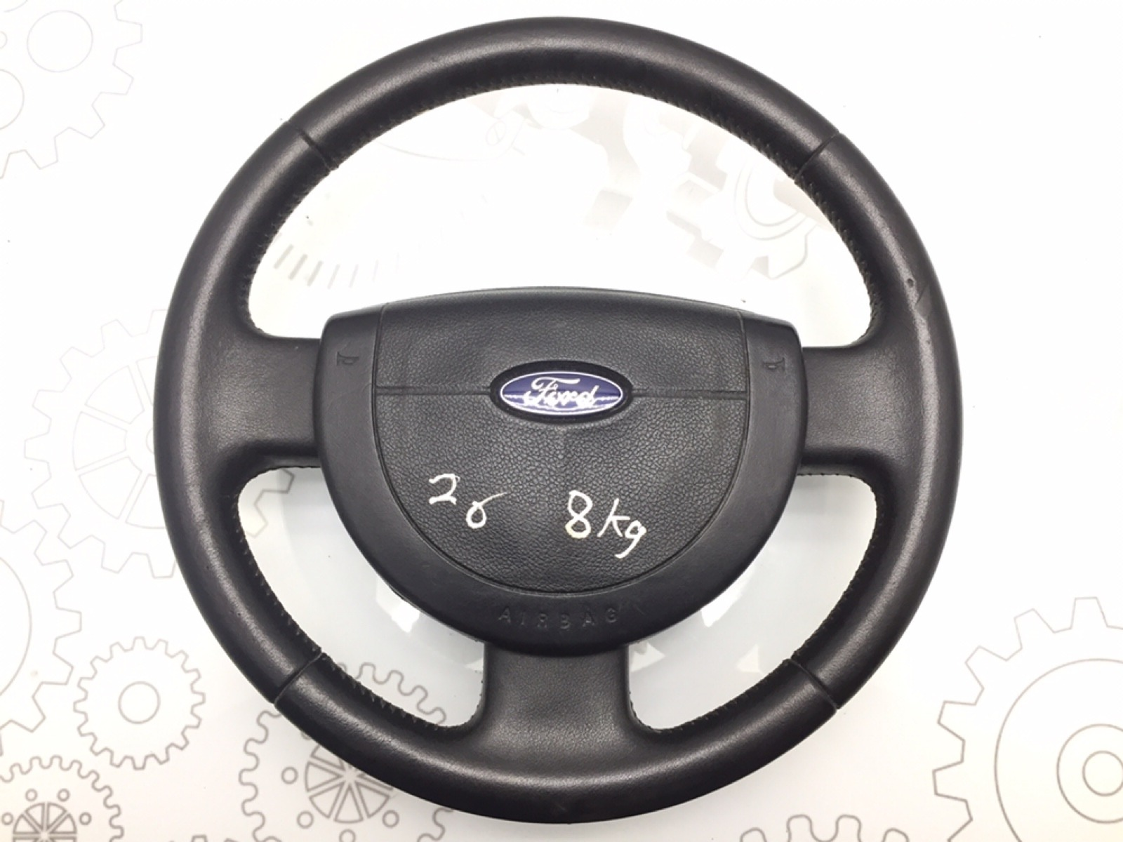 Руль Ford Fusion 1.4 I 2004 (б/у)