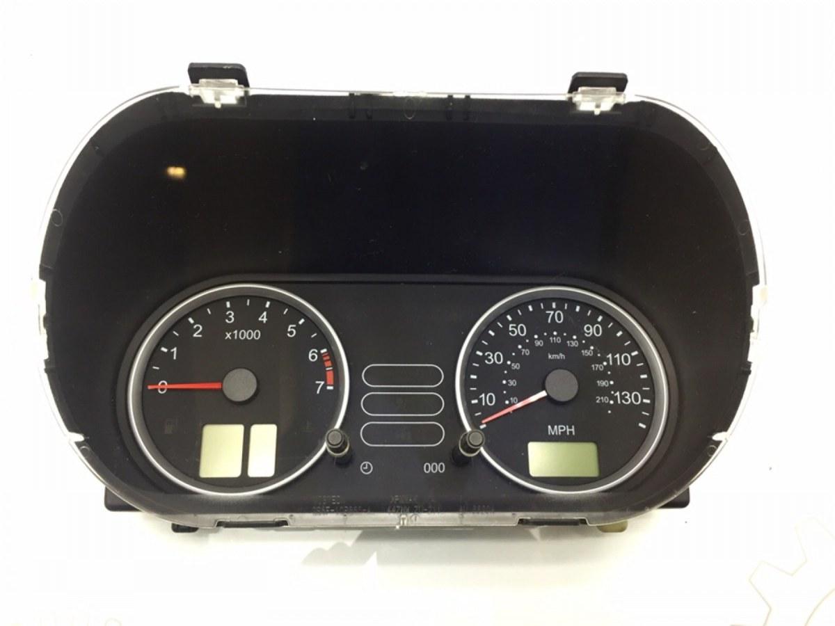 Щиток приборов (приборная панель) Ford Fusion 1.4 I 2004 (б/у)