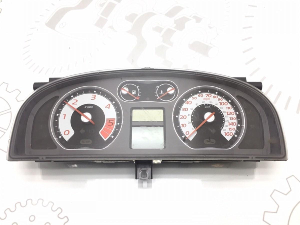 Щиток приборов (приборная панель) Renault Laguna 1.9 DCI 2007 (б/у)