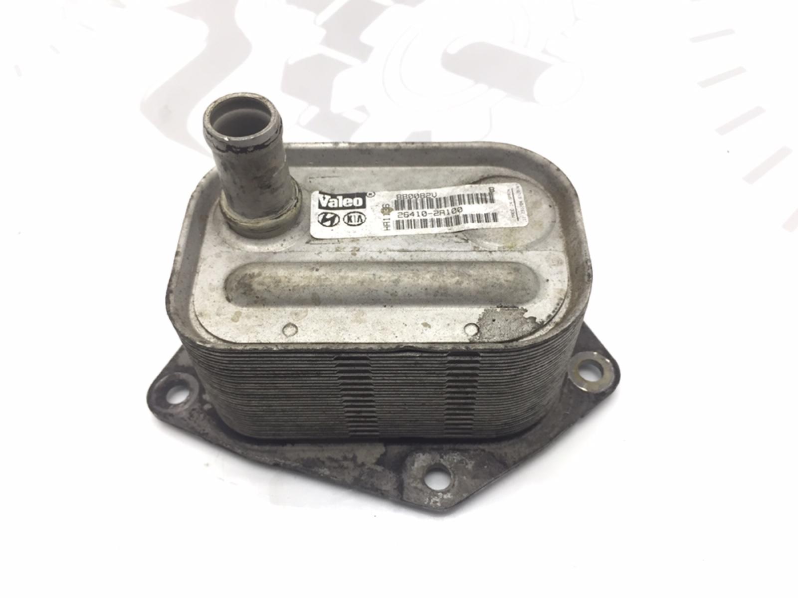 Радиатор масляный Kia Rio 1.5 CRDI 2005 (б/у)