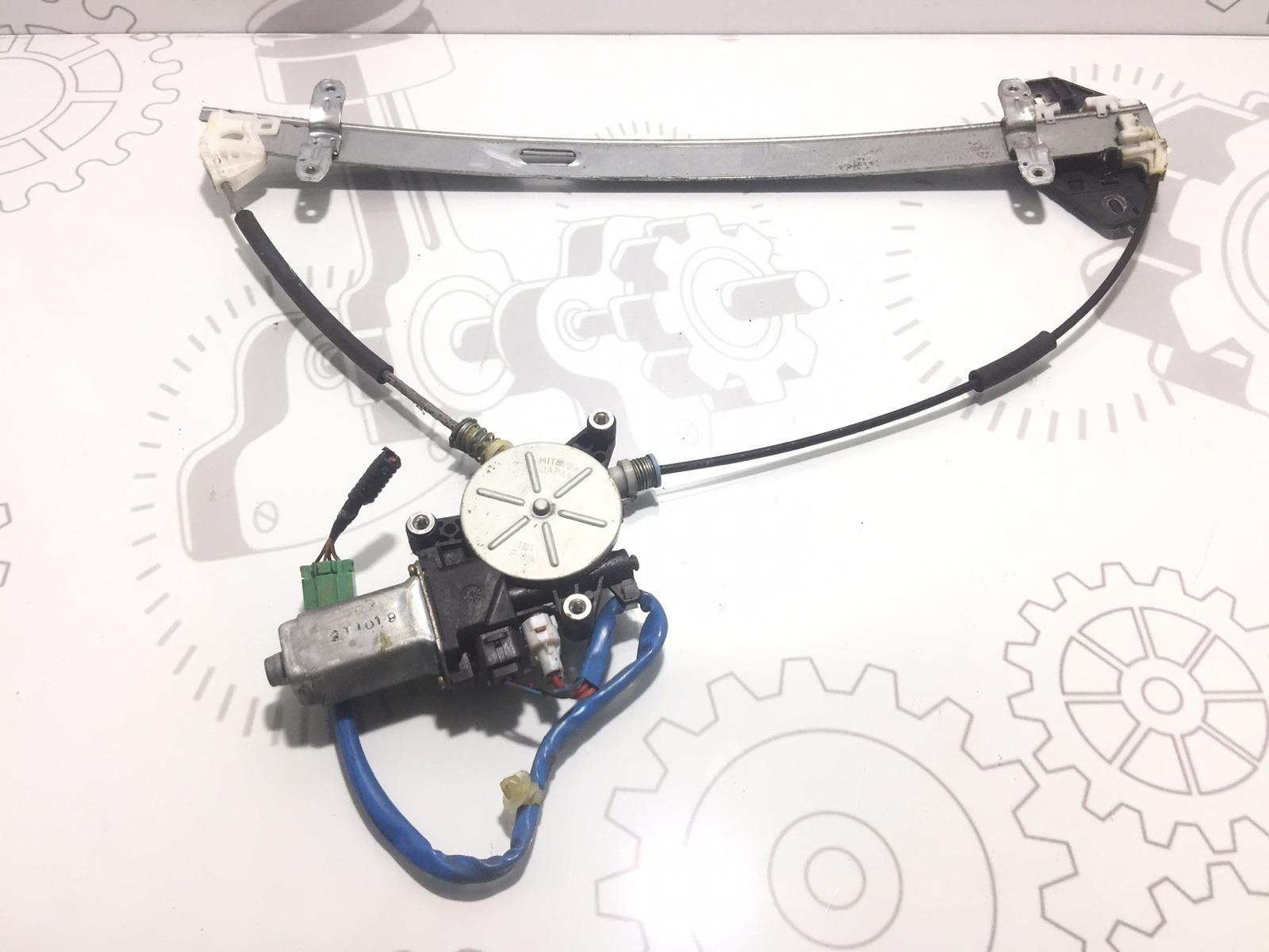 Стеклоподъемник электрический передний правый Honda Cr-V 2.0 I 2003 (б/у)