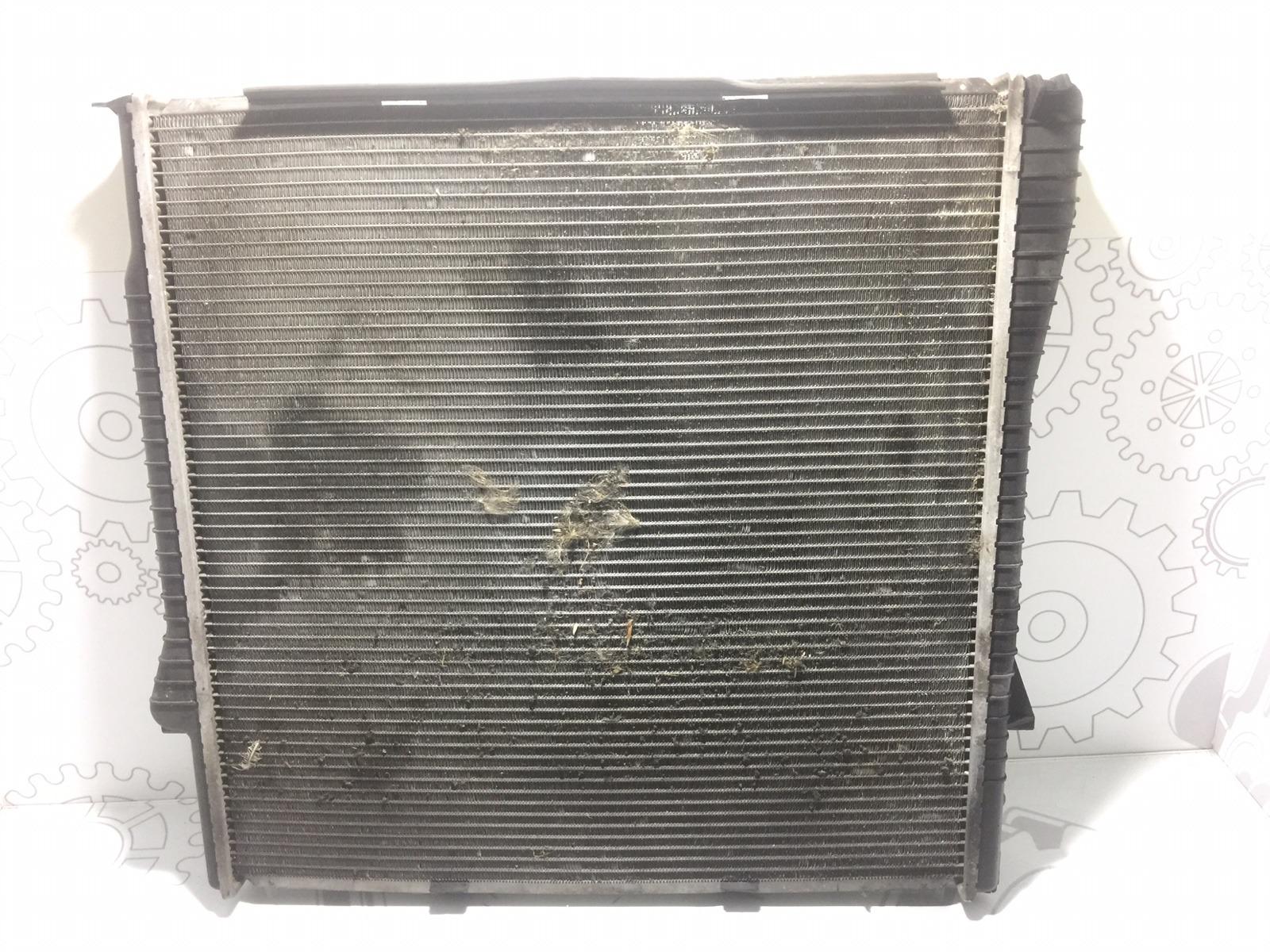 Радиатор (основной) Bmw X5 E53 3.0 I 2003 (б/у)
