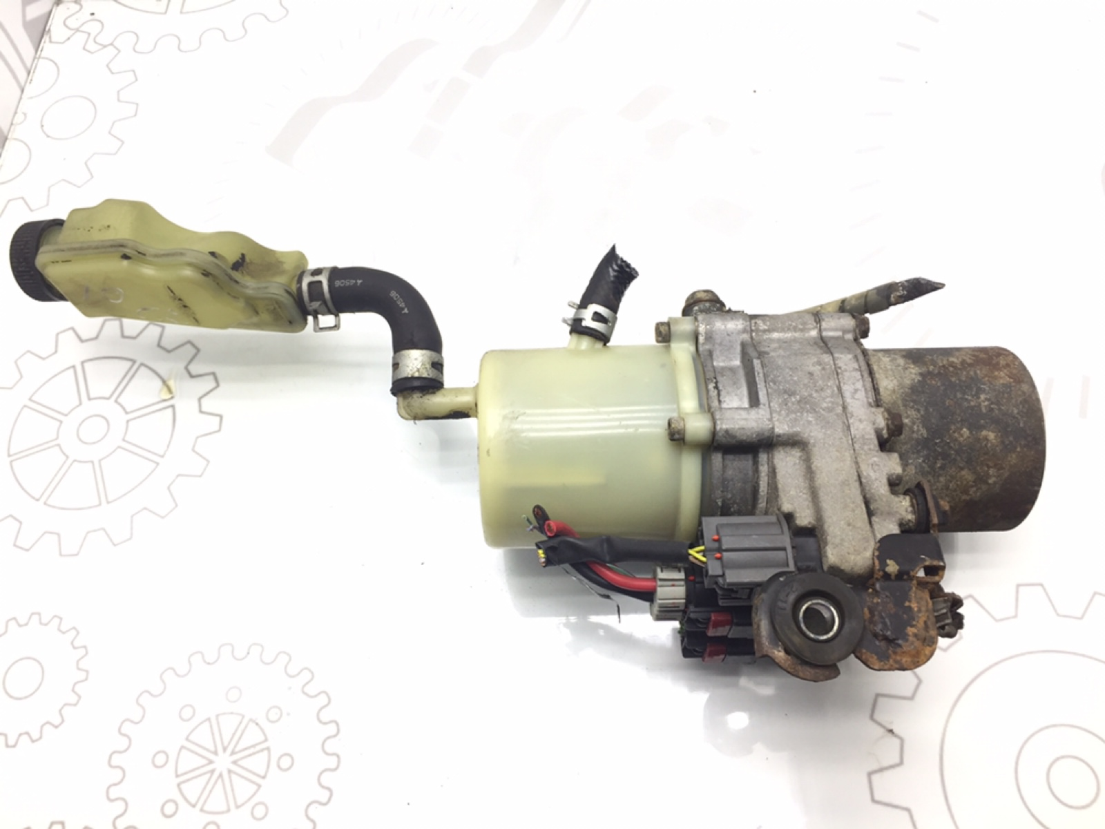 Электрогидроусилитель руля Mazda 3 BK 2.0 I 2004 (б/у)