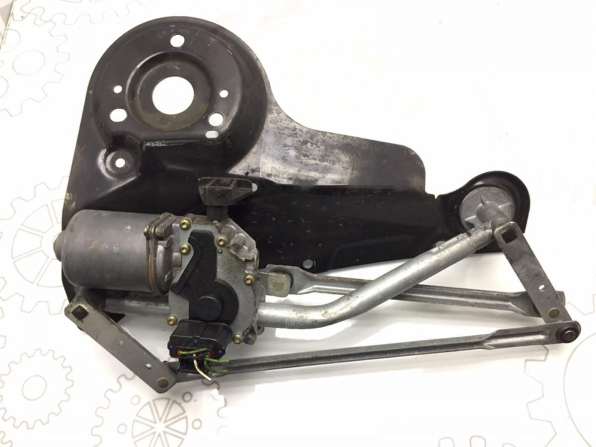 Механизм стеклоочистителя (трапеция дворников) Ford Fusion 1.4 I 2004 (б/у)