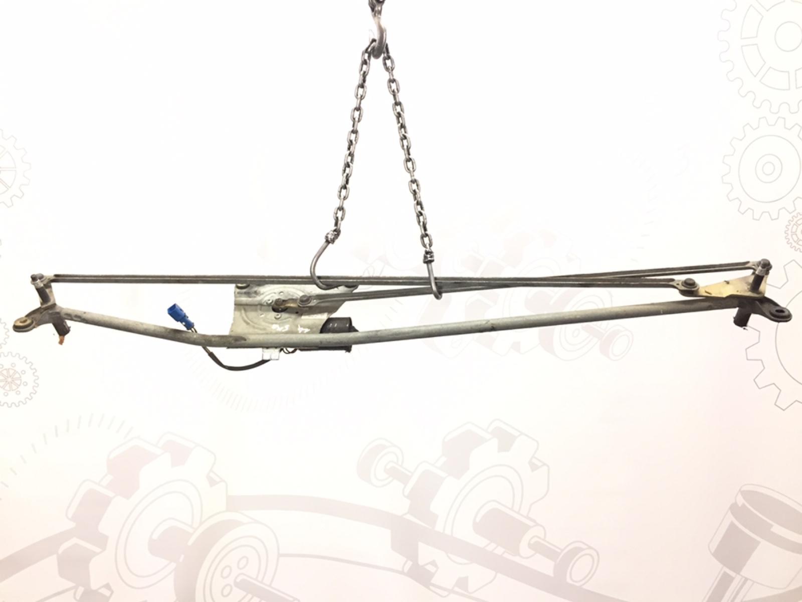 Механизм стеклоочистителя (трапеция дворников) Citroen Xsara Picasso 1.6 HDI 2006 (б/у)