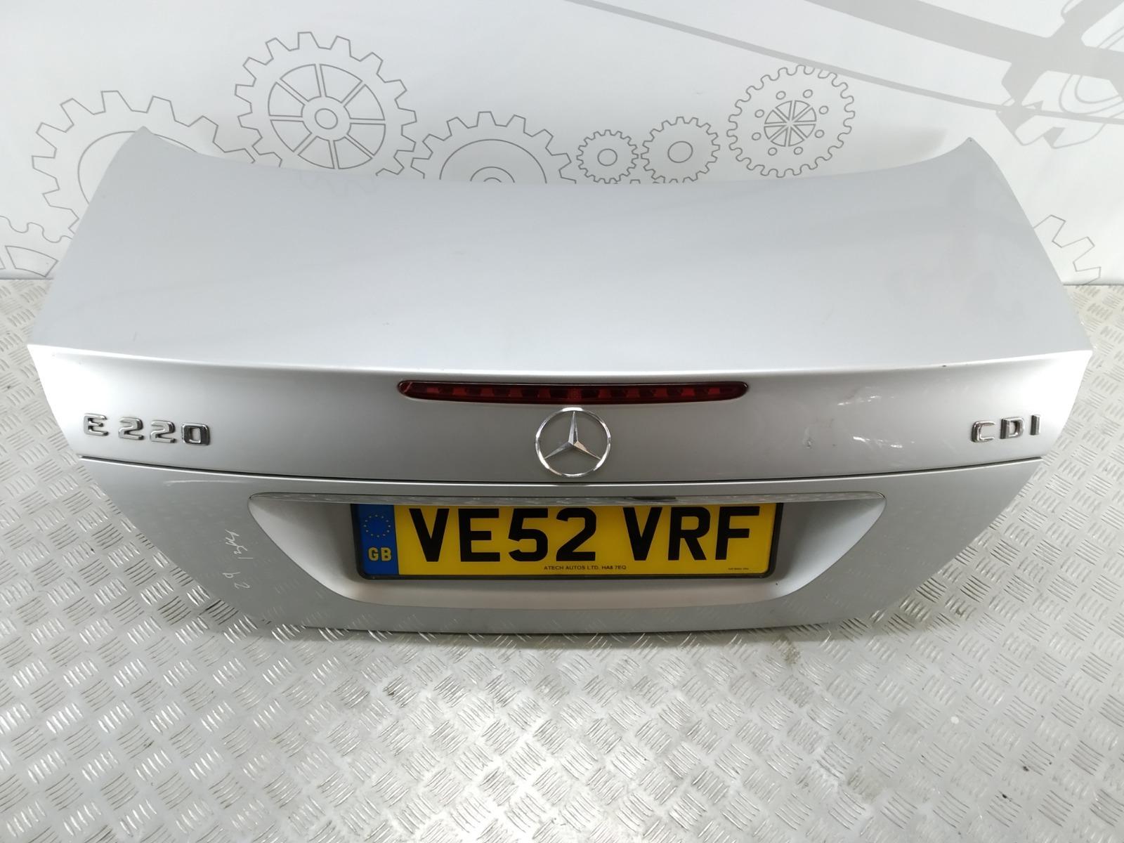 Крышка багажника (дверь 3-5) Mercedes E W211 2.2 CDI 2002 (б/у)