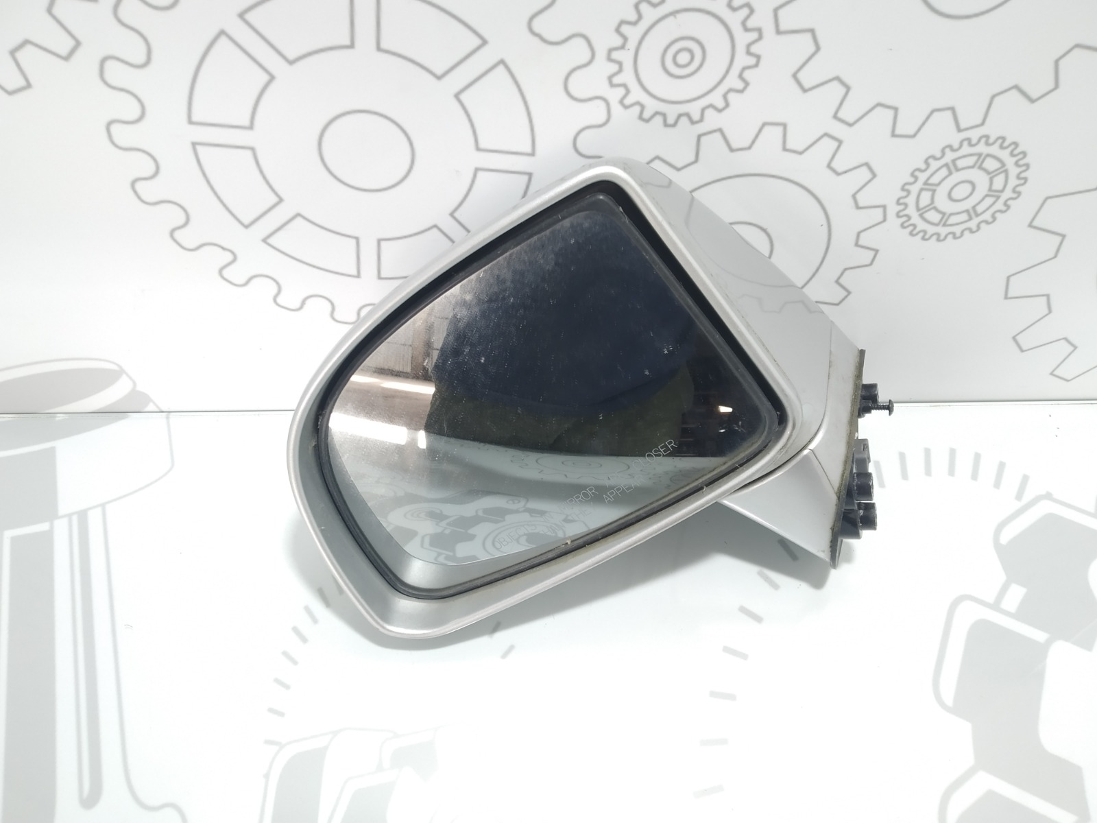 Зеркало наружное левое Kia Carens 2.0 CRDI 2006 (б/у)