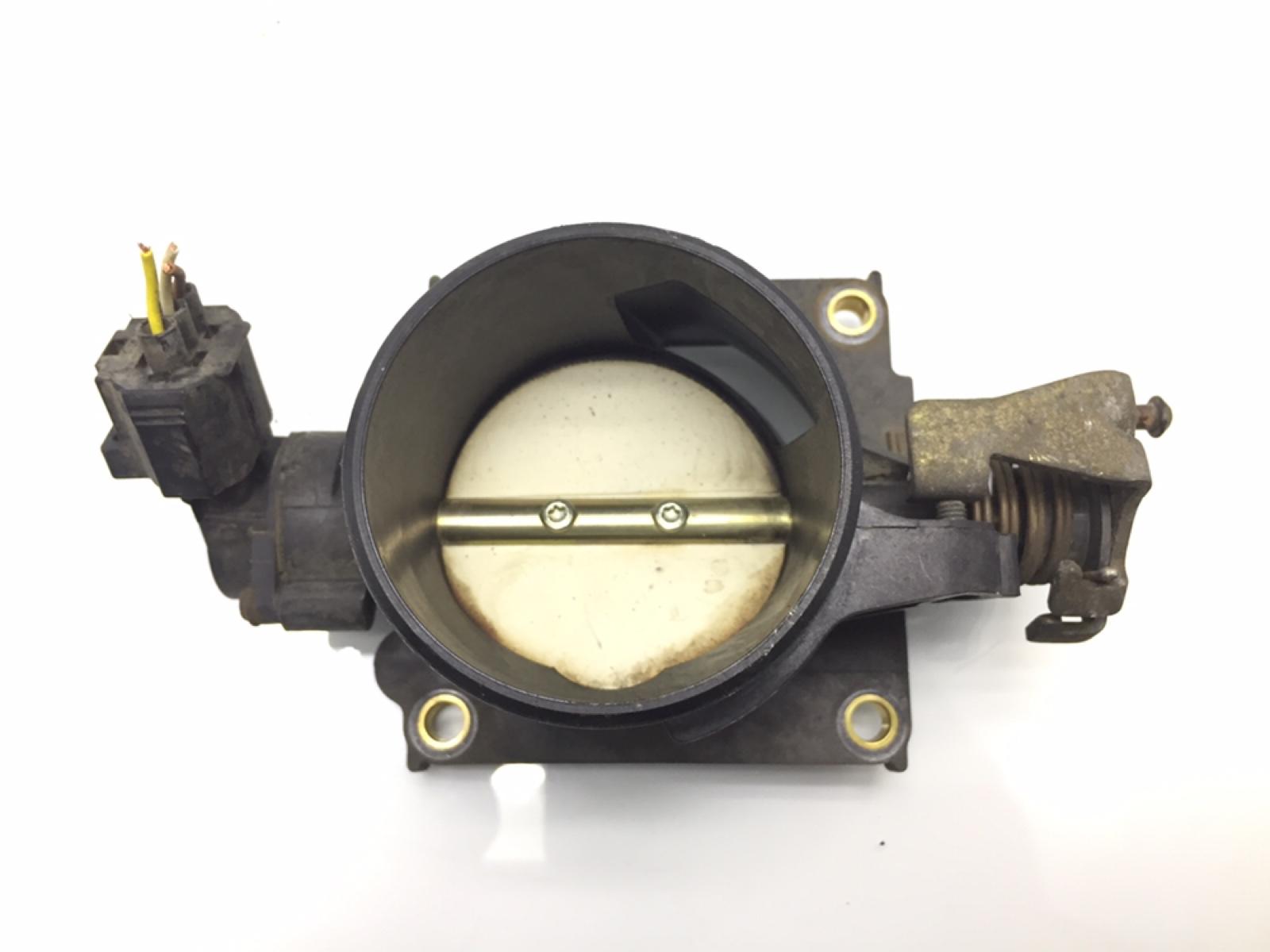 Заслонка дроссельная Mazda 6 2.0 I 2004 (б/у)