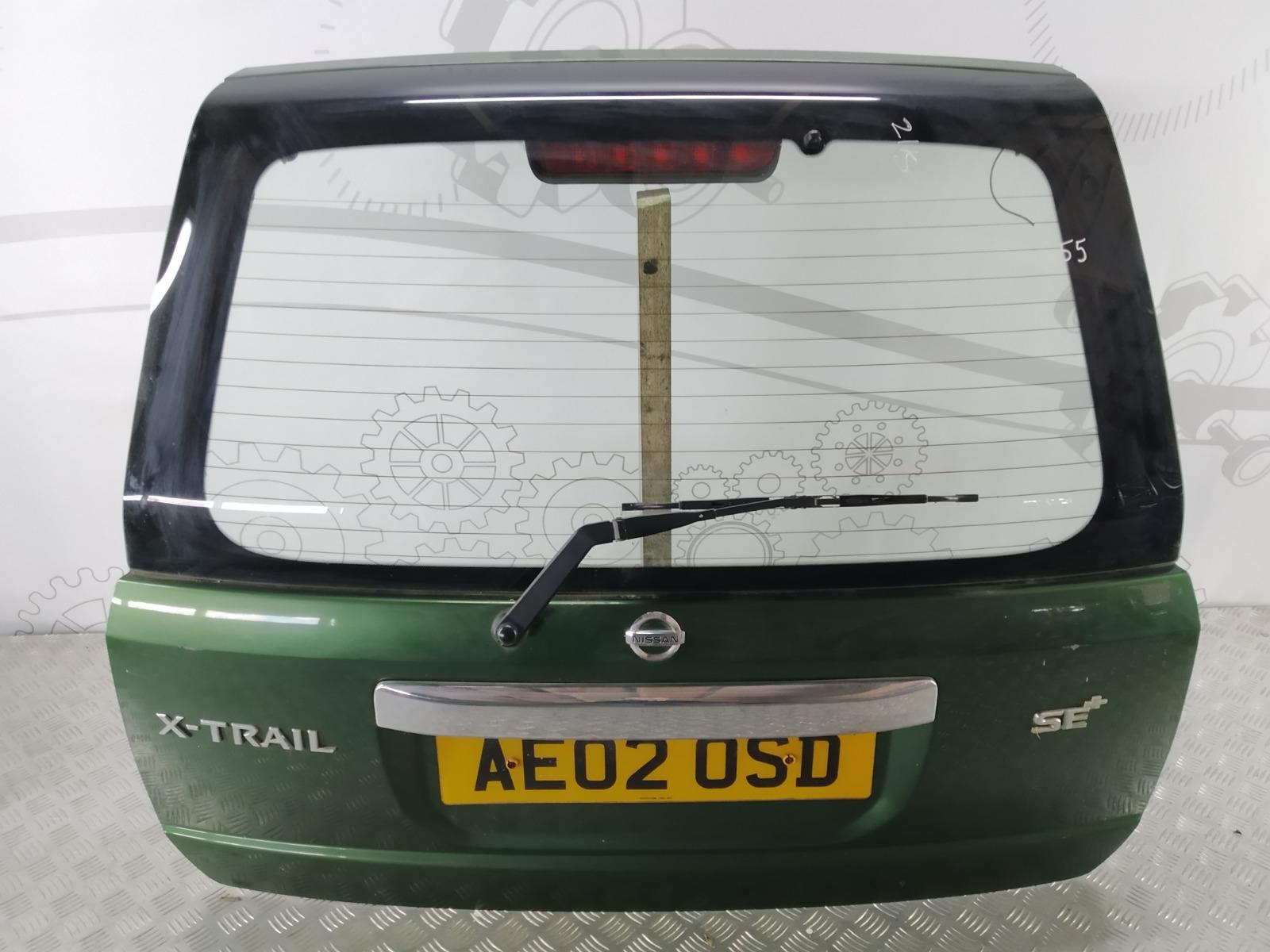 Крышка багажника (дверь 3-5) Nissan X-Trail T30 2.0 I 2002 (б/у)