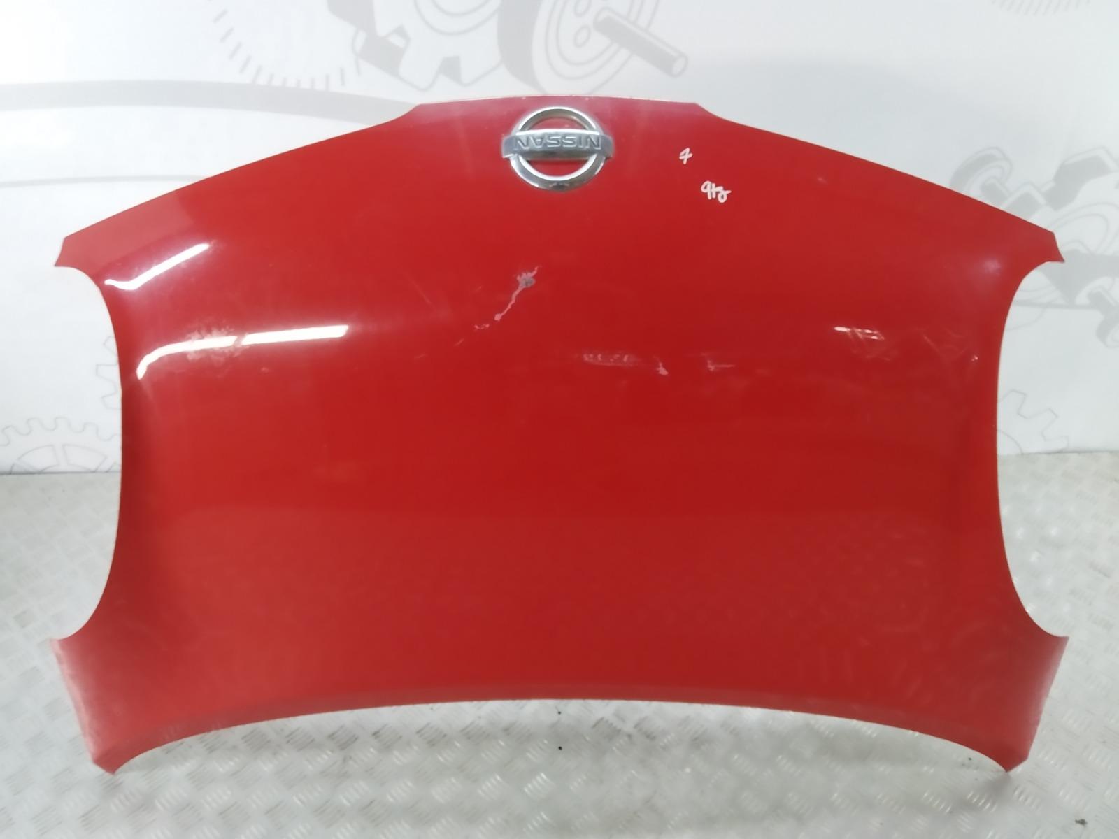 Капот Nissan Micra K12 1.0 I 2003 (б/у)