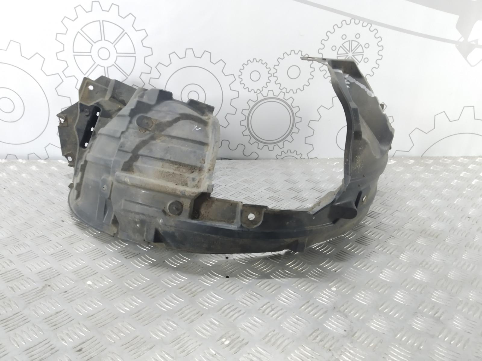 Защита арок передняя левая (подкрылок) Nissan Micra K12 1.0 I 2003 (б/у)