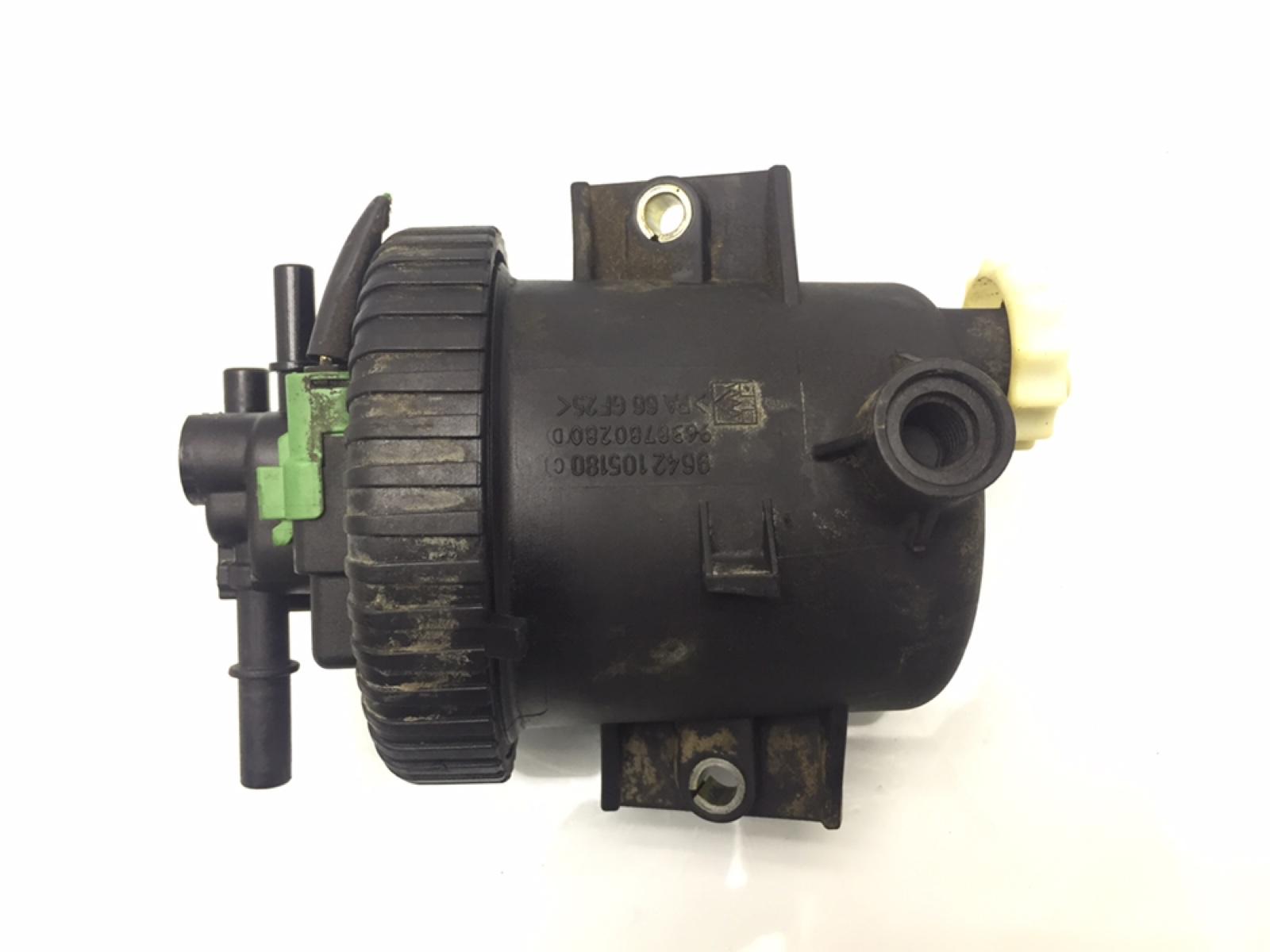 Корпус топливного фильтра Peugeot 307 2.0 HDI 2002 (б/у)
