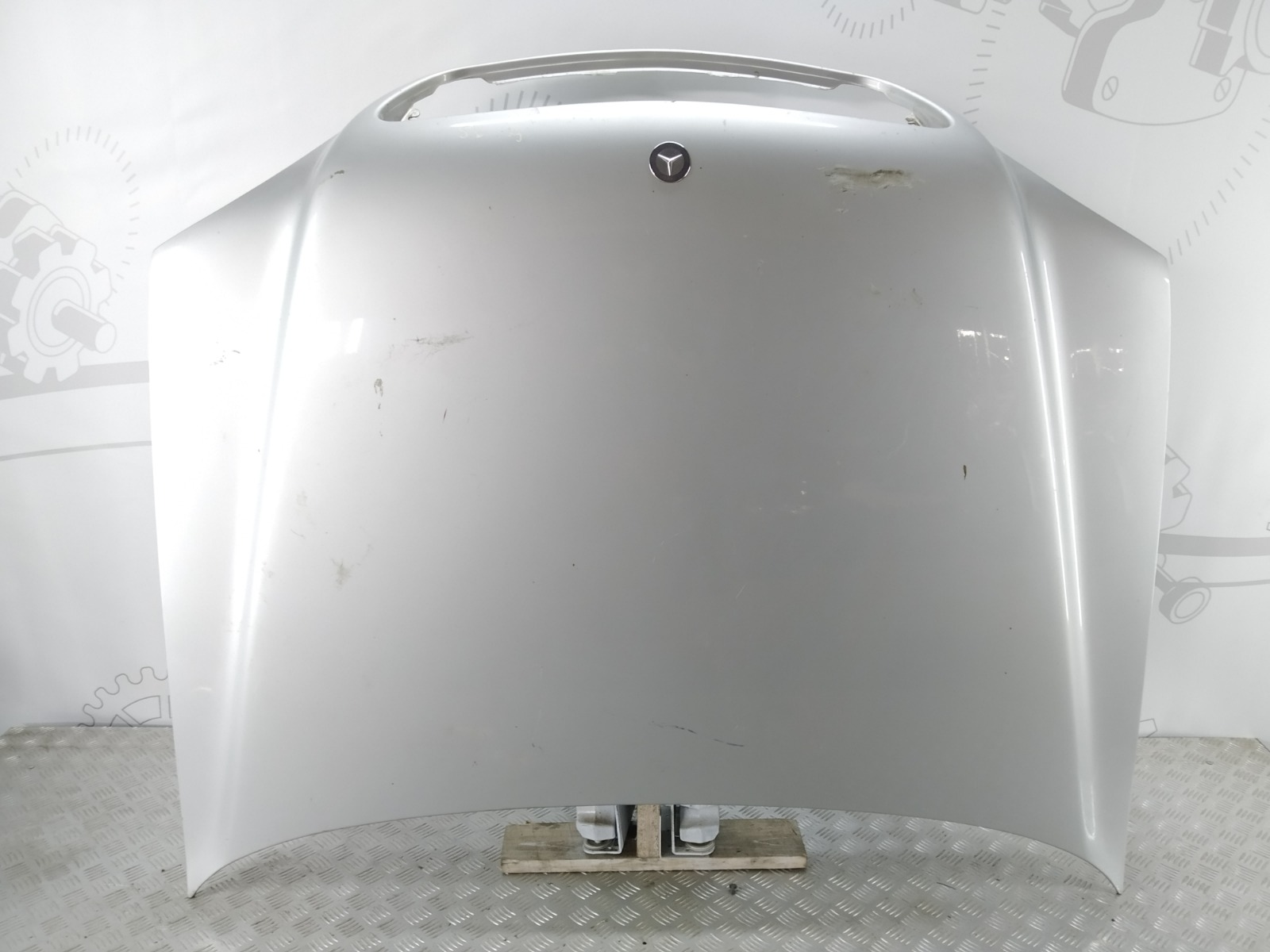 Капот Mercedes Ml W163 3.2 I 2001 (б/у)