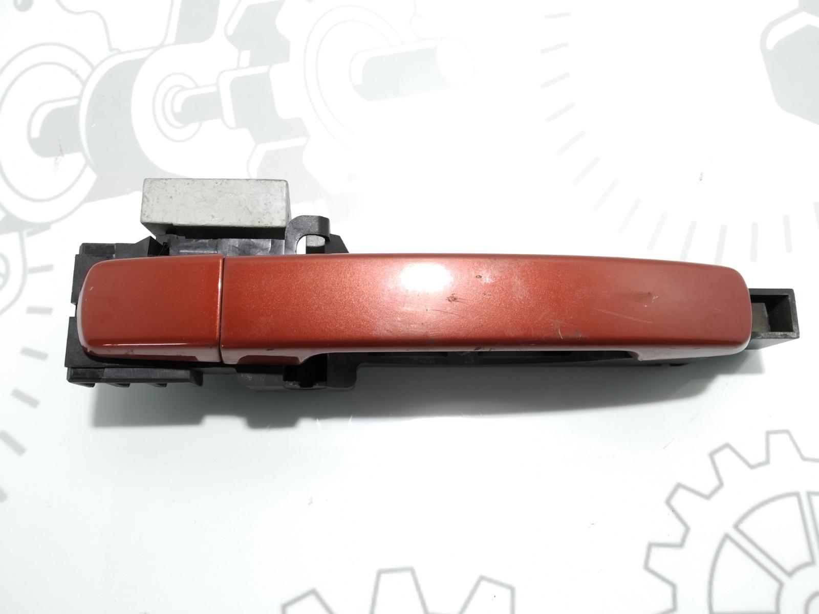 Ручка наружная задняя правая Nissan Qashqai 1.5 DCI 2007 (б/у)