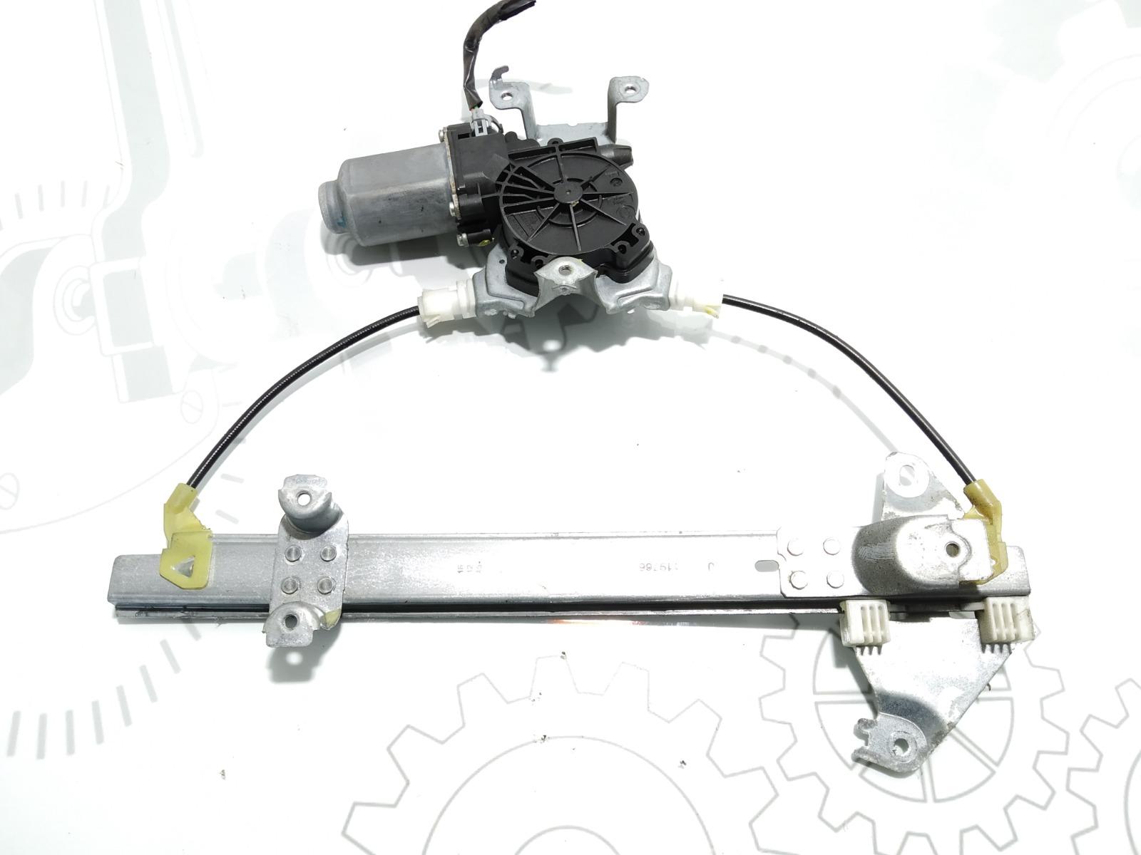 Стеклоподъемник электрический задний левый Nissan Qashqai 1.5 DCI 2007 (б/у)