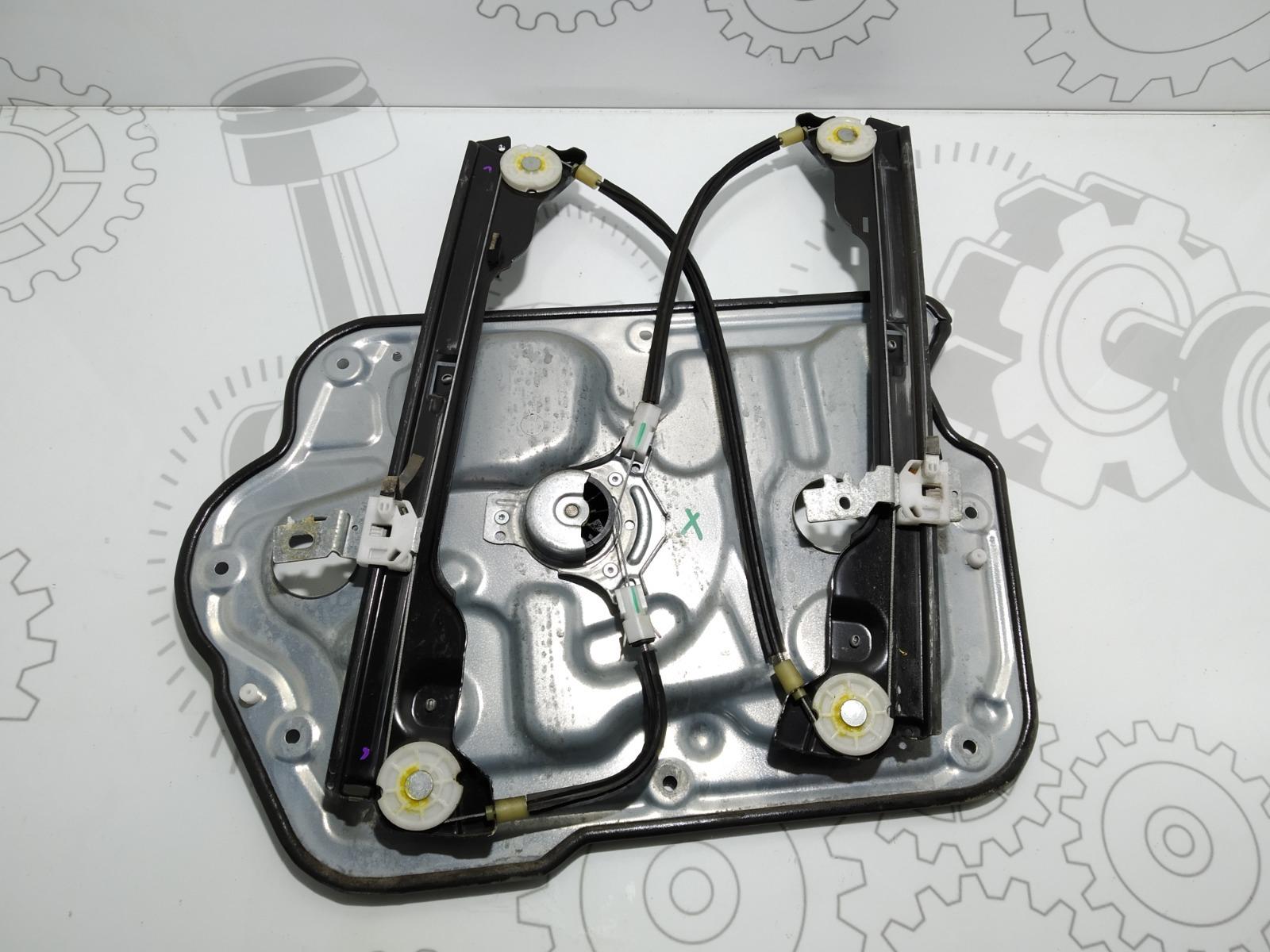 Стеклоподъемник электрический передний левый Nissan Qashqai 1.5 DCI 2007 (б/у)