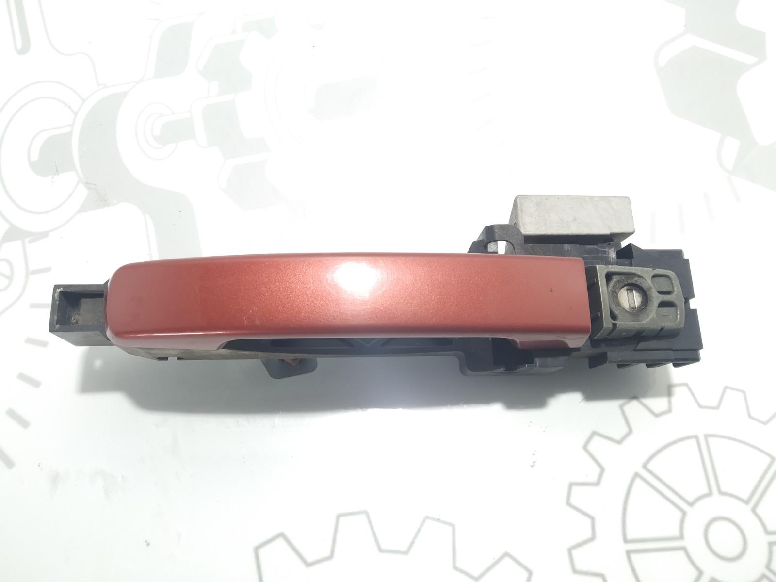 Ручка наружная передняя правая Nissan Qashqai 1.5 DCI 2007 (б/у)
