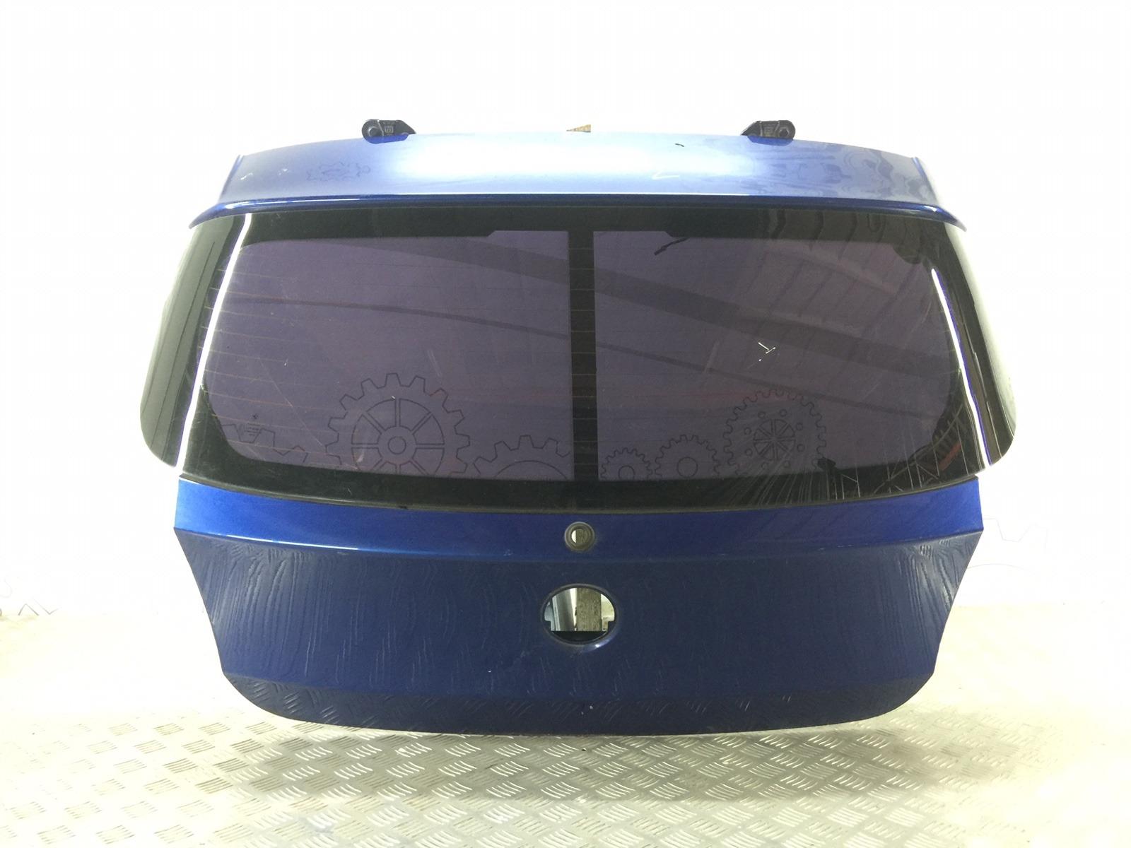 Крышка багажника Bmw 1 E87 1.6 I 2007 (б/у)