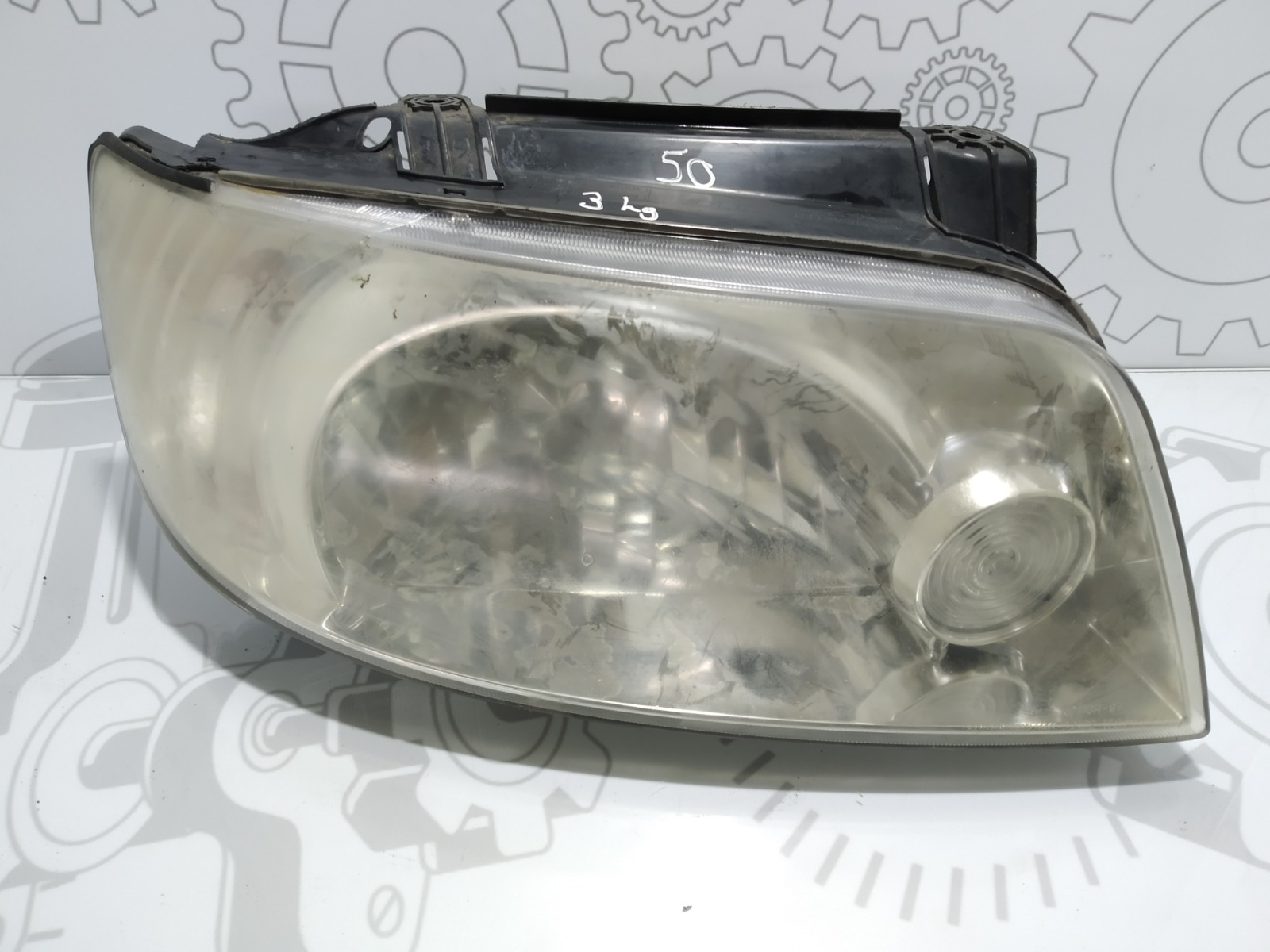 Фара правая Hyundai Matrix 1.6 I 2004 (б/у)