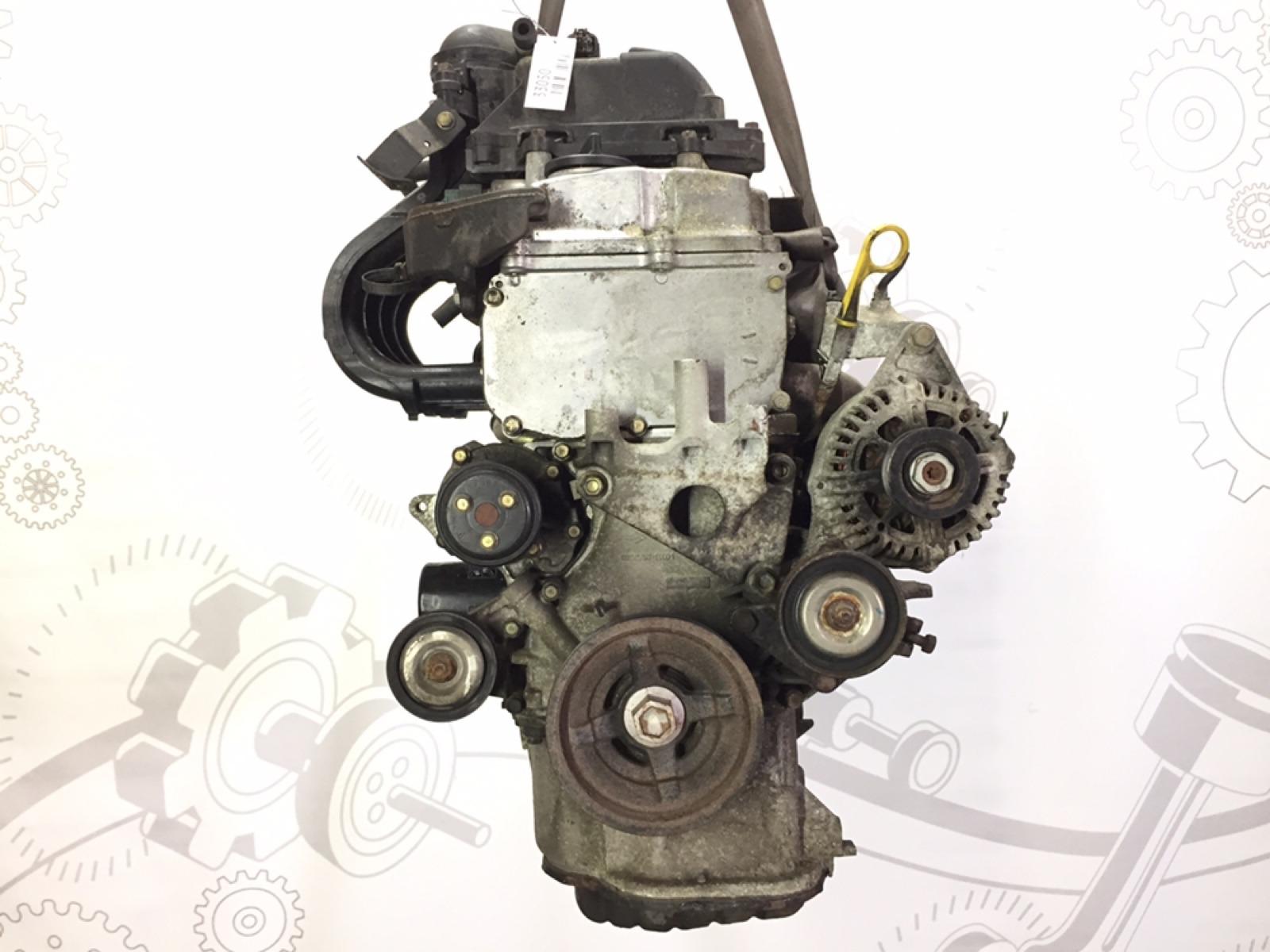 Двигатель бензиновый Nissan Micra K12 1.0 I 2003 (б/у)