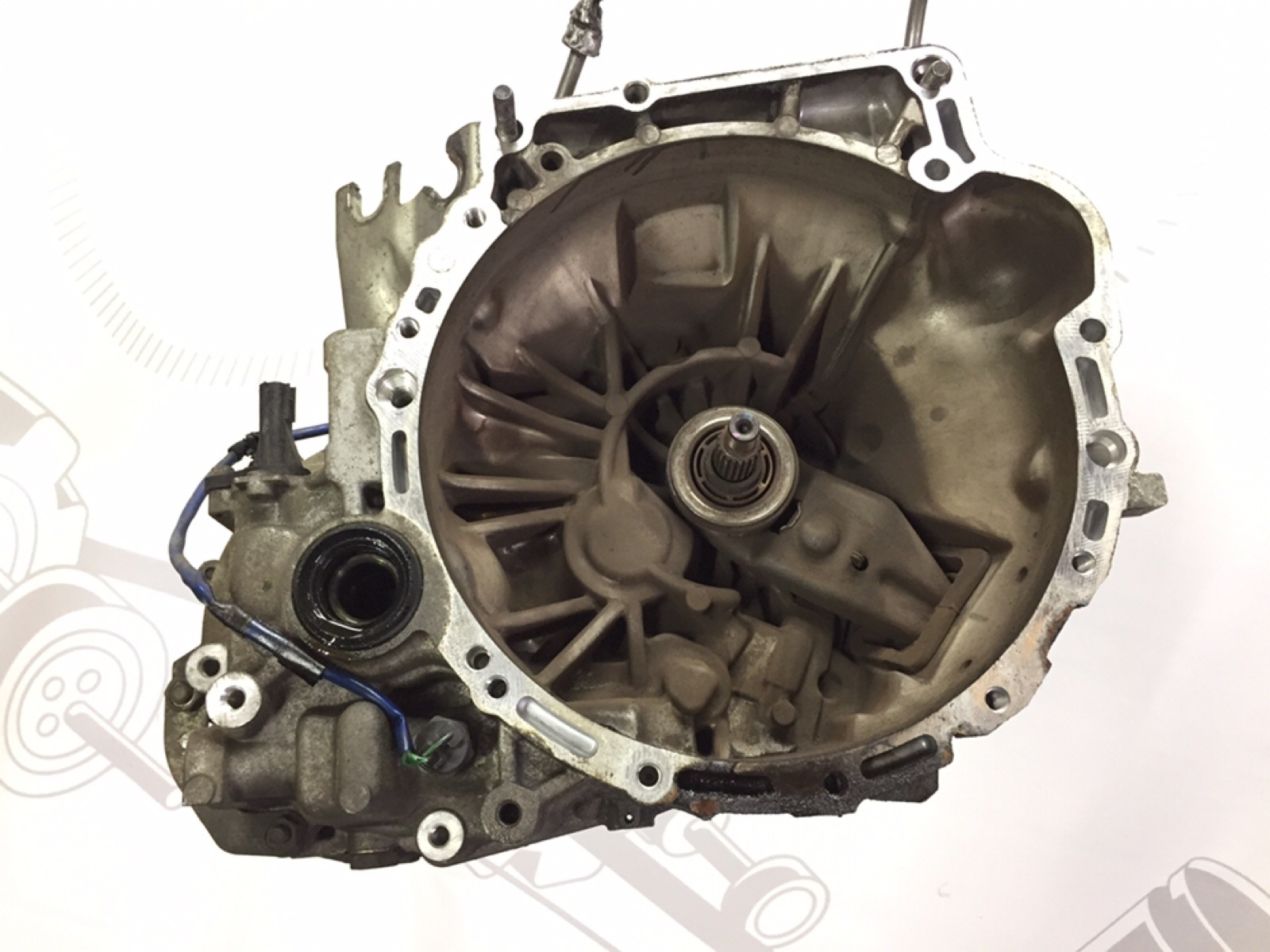 Кпп механическая (мкпп) Mazda 3 BK 1.6 I 2007 (б/у)