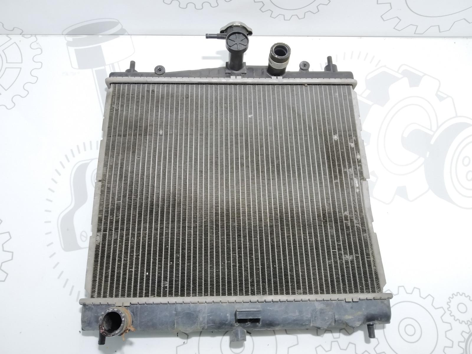 Радиатор (основной) Nissan Micra K12 1.0 I 2003 (б/у)