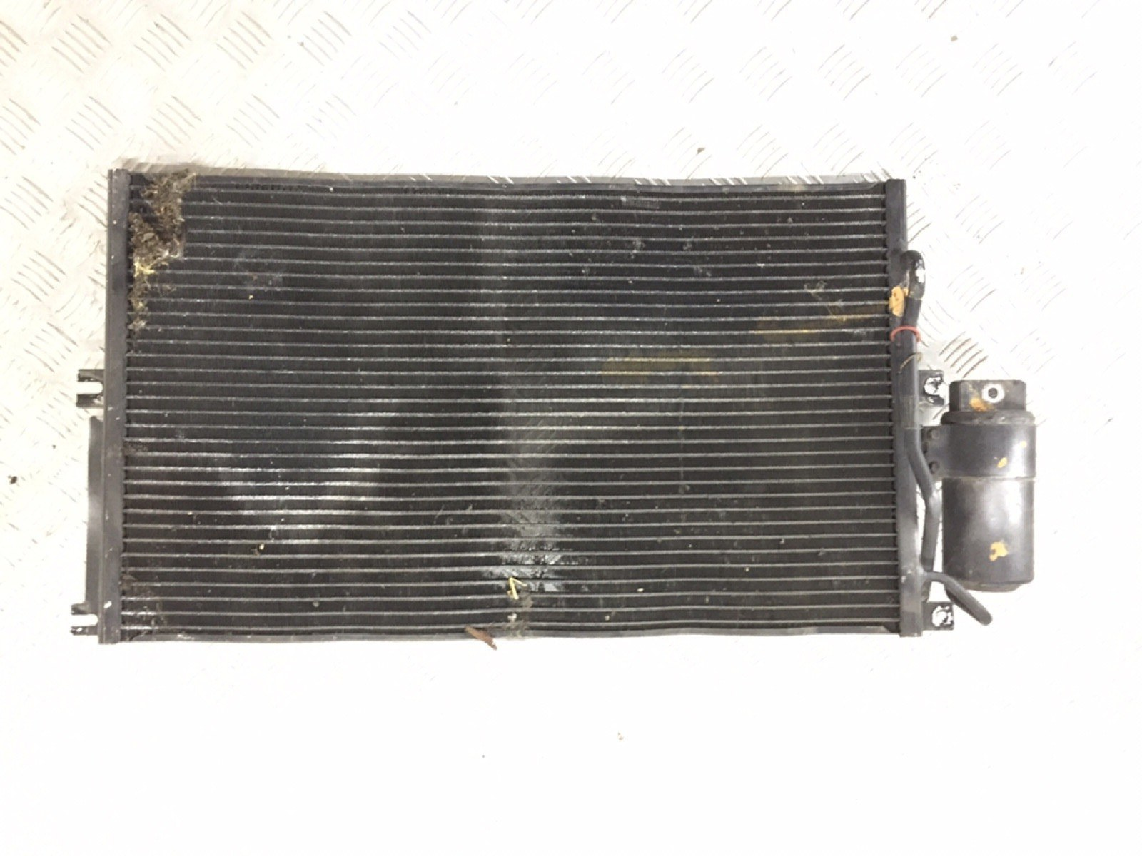 Радиатор кондиционера Opel Vectra B 1.8 I 1999 (б/у)