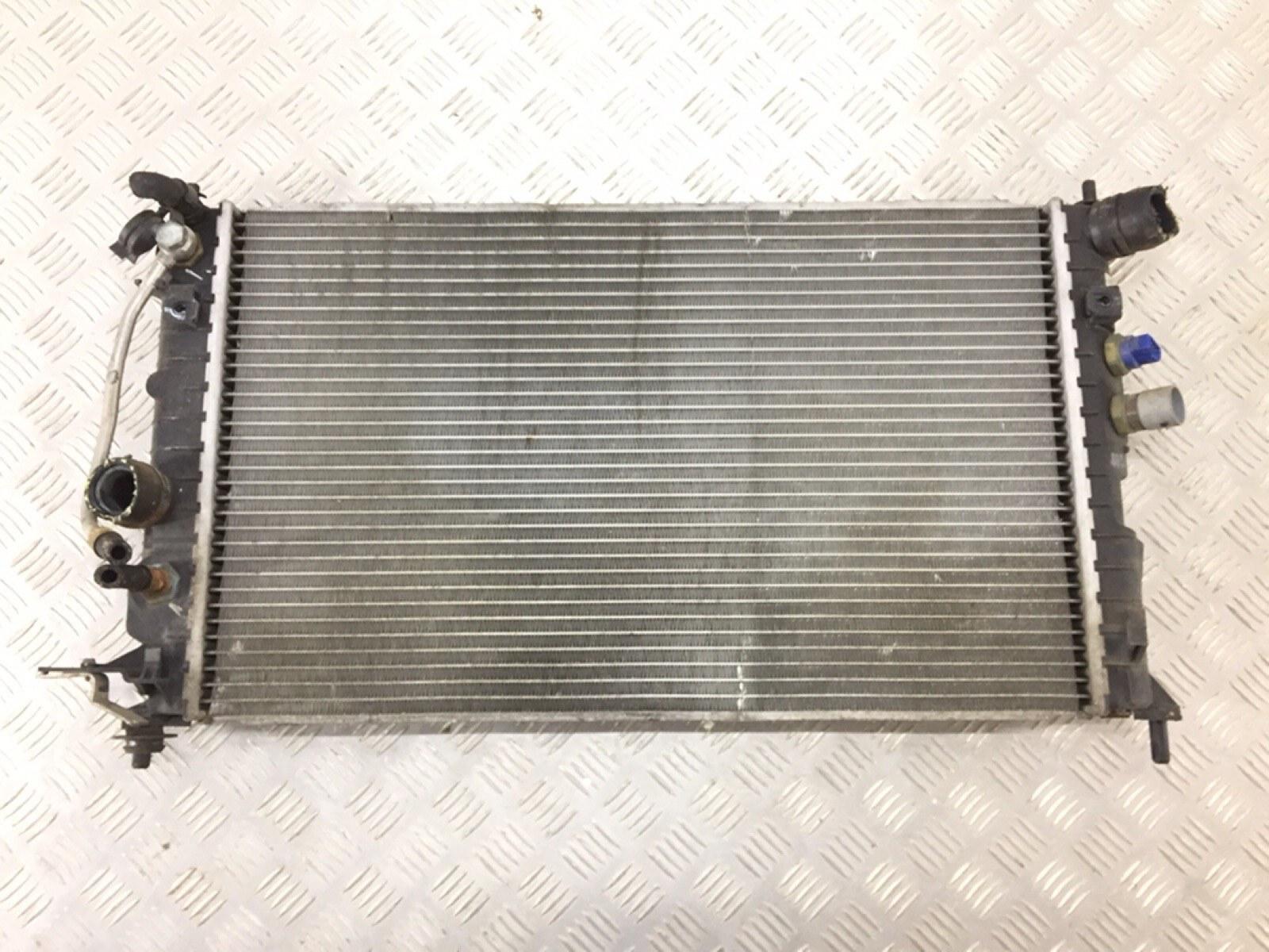 Радиатор (основной) Opel Vectra B 1.8 I 1999 (б/у)
