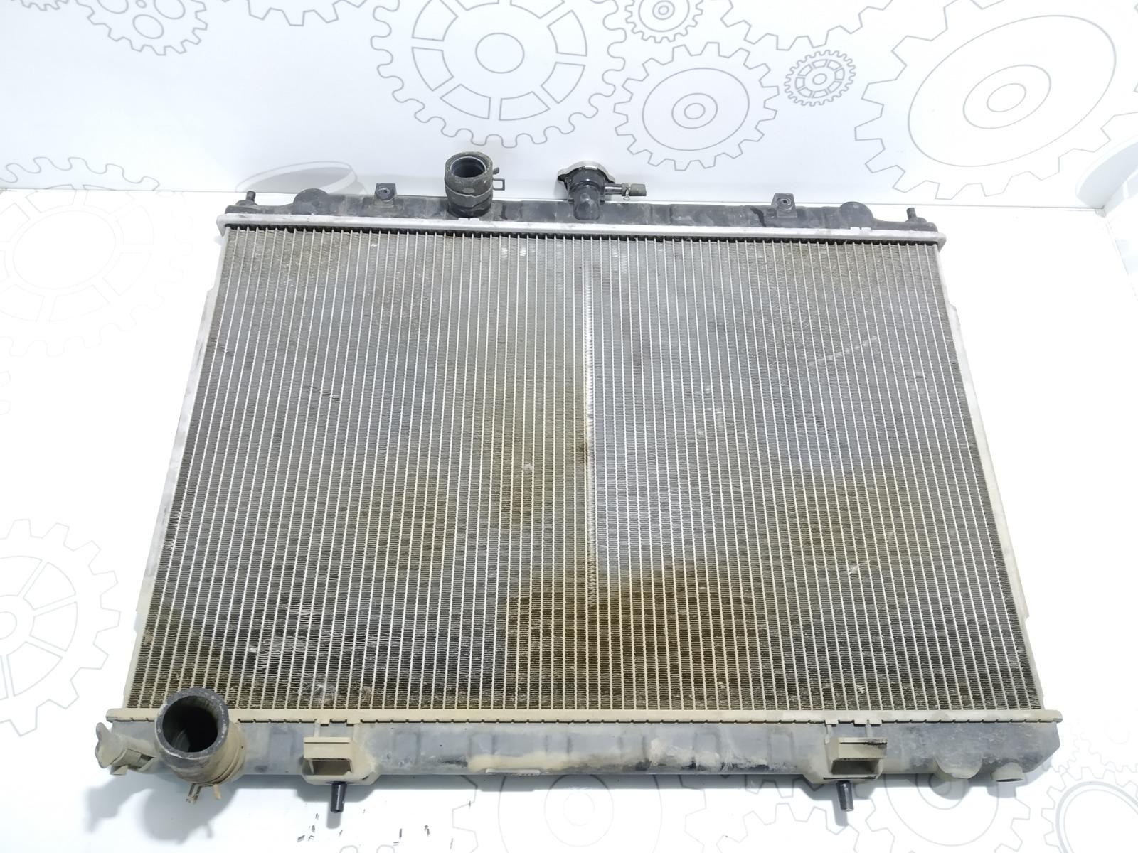 Радиатор (основной) Nissan X-Trail T30 2.0 I 2002 (б/у)
