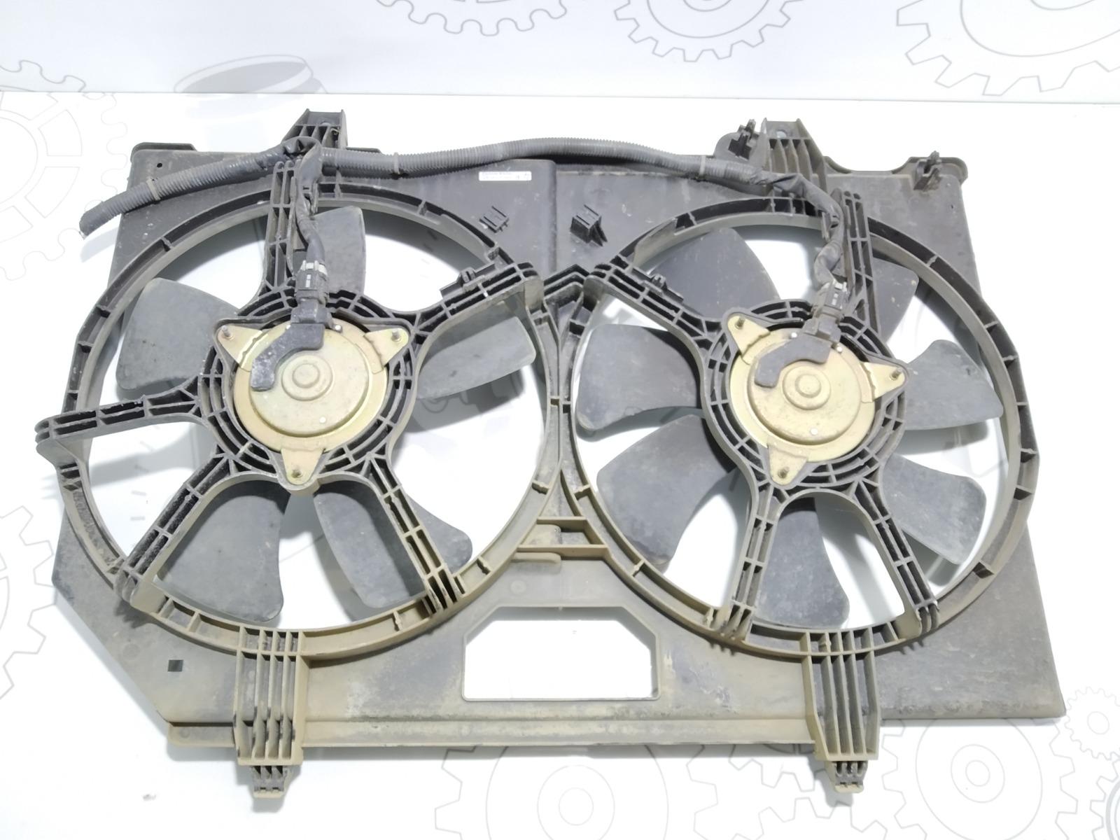 Вентилятор радиатора Nissan X-Trail T30 2.0 I 2002 (б/у)
