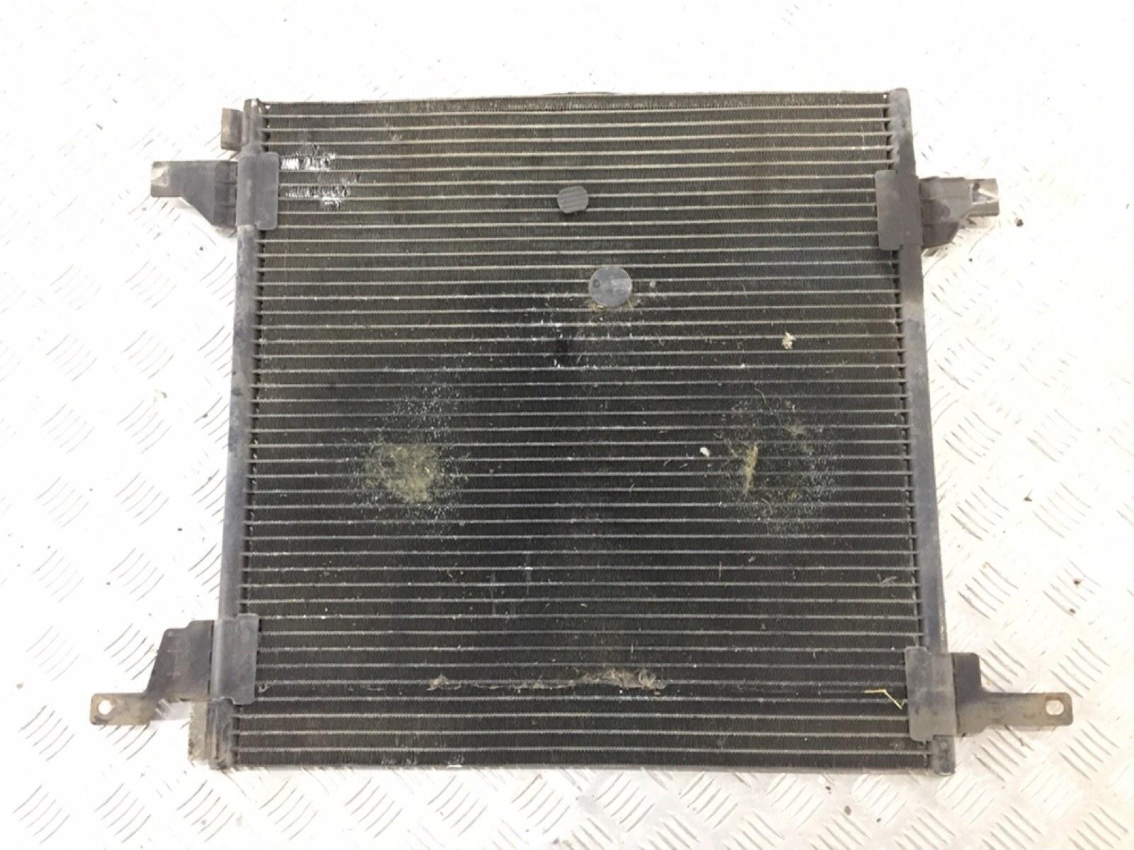 Радиатор кондиционера Mercedes Ml W163 3.2 I 2001 (б/у)