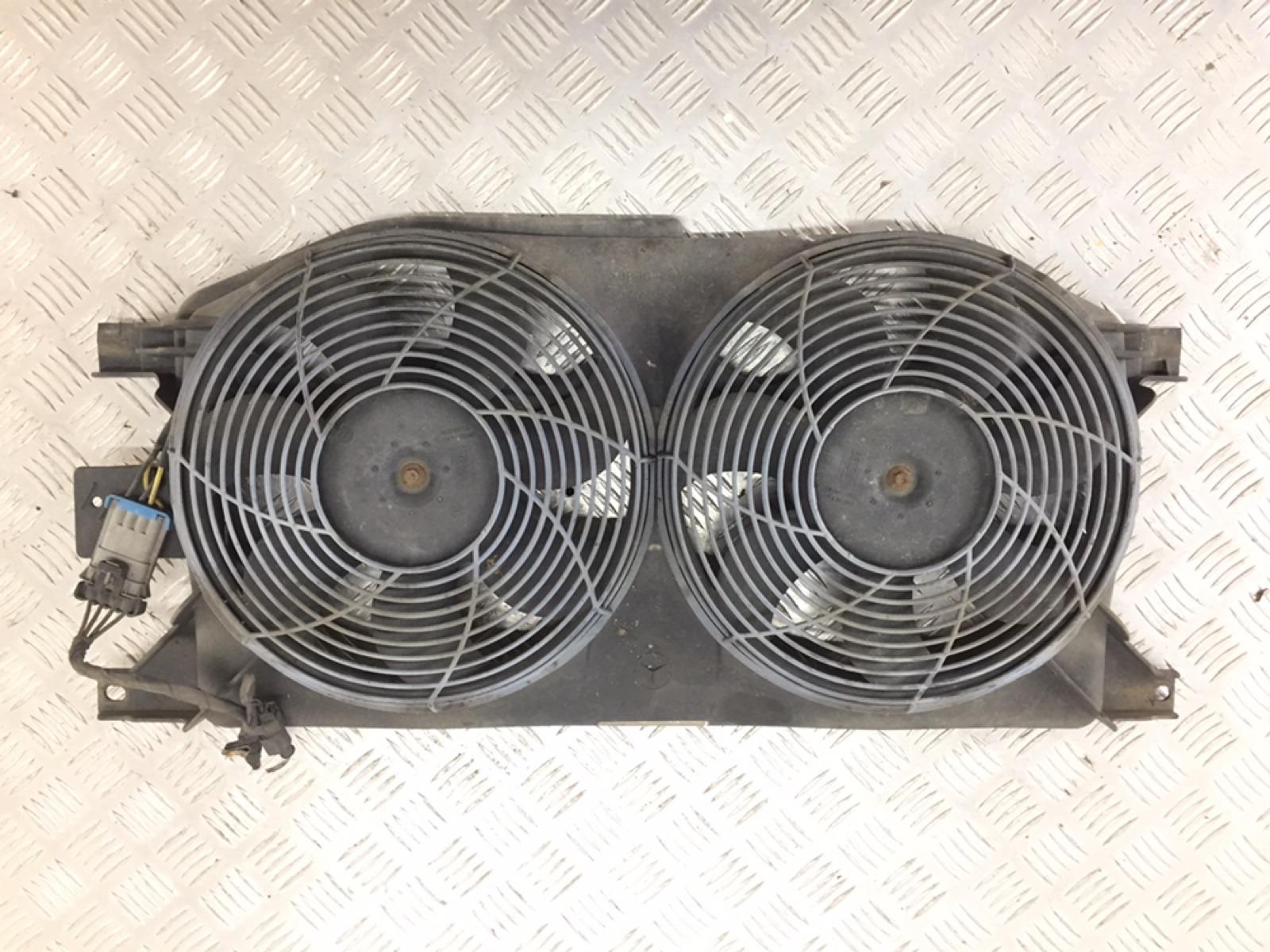 Вентилятор радиатора Mercedes Ml W163 3.2 I 2001 (б/у)