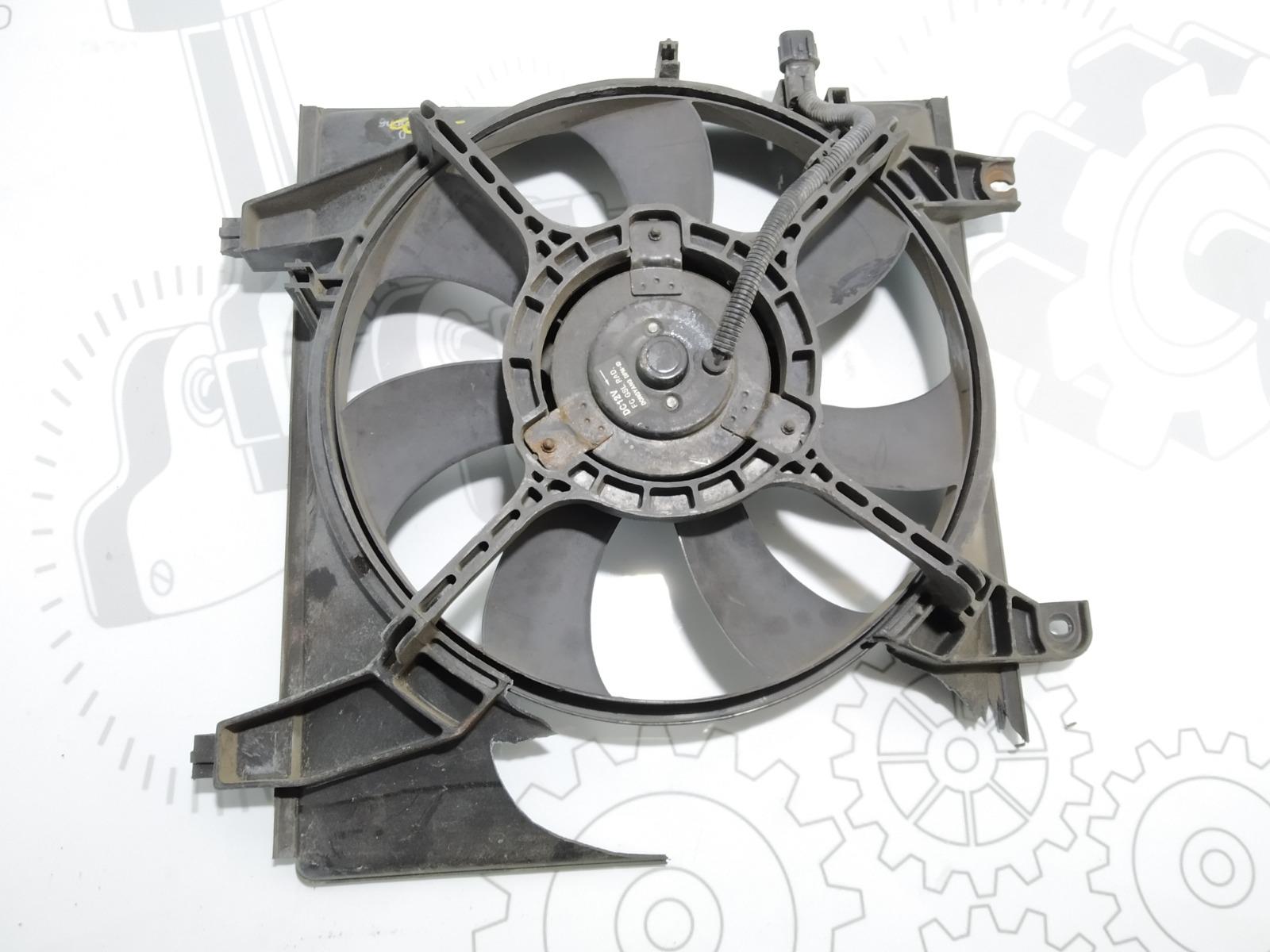 Вентилятор радиатора Hyundai Matrix 1.6 I 2004 (б/у)