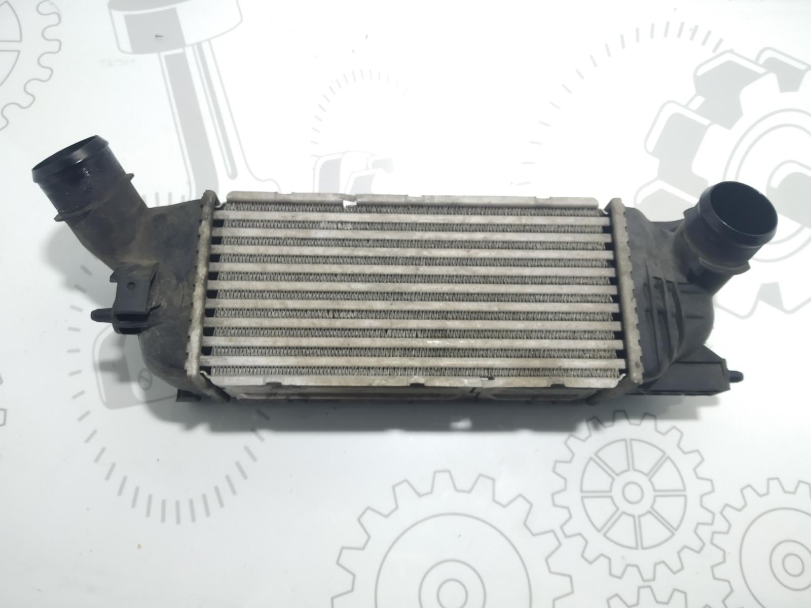 Интеркулер Peugeot 407 1.6 HDI 2006 (б/у)