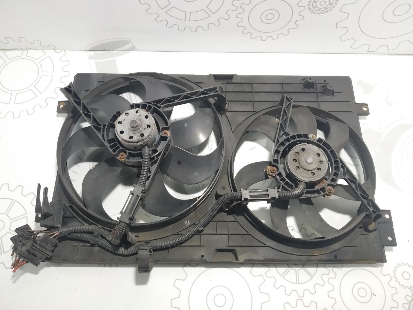 Вентилятор радиатора Skoda Octavia 1.9 TDI 2002 (б/у)
