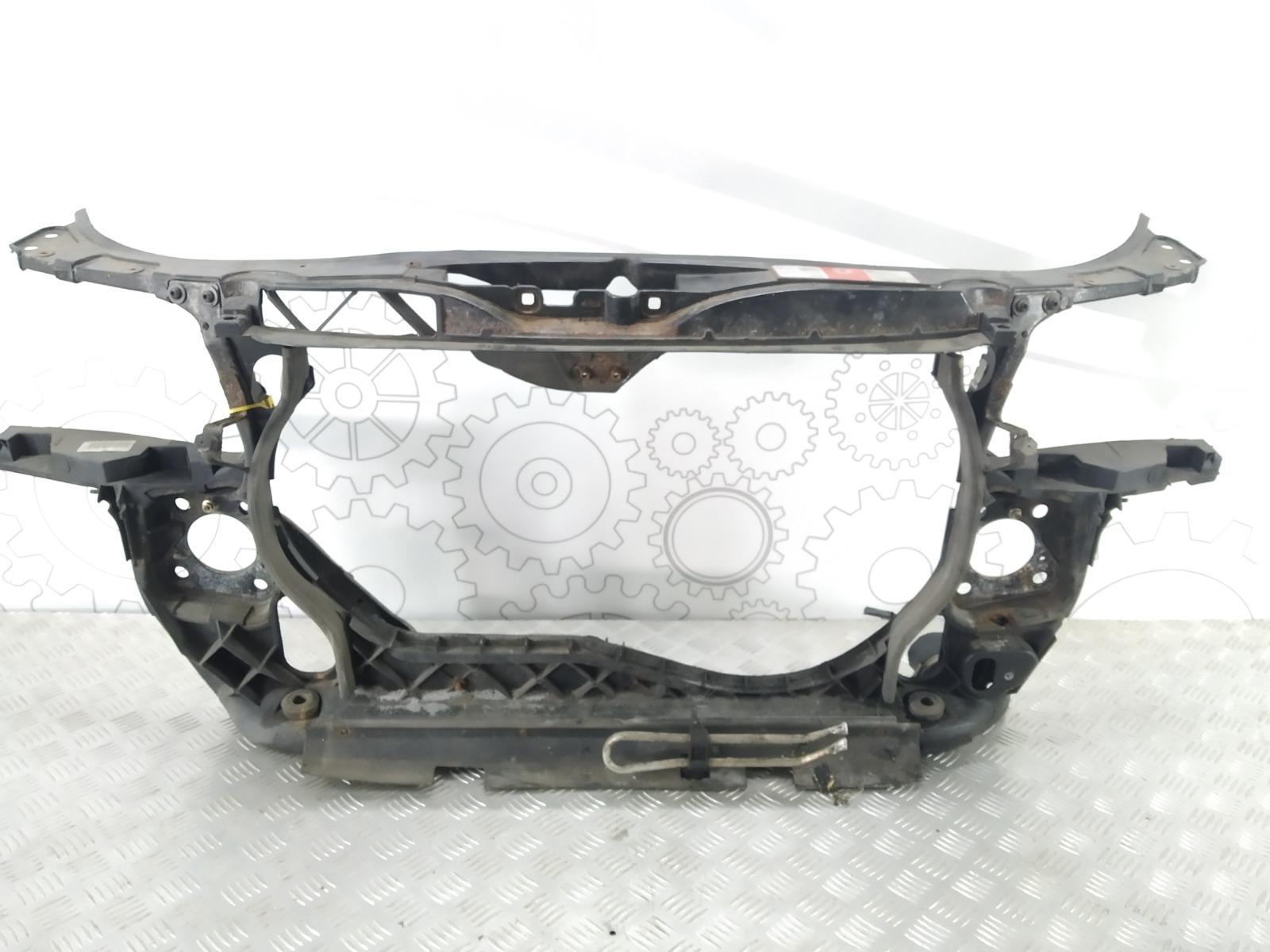 Передняя панель крепления облицовки (телевизор) Audi A4 B6 1.9 TDI 2004 (б/у)