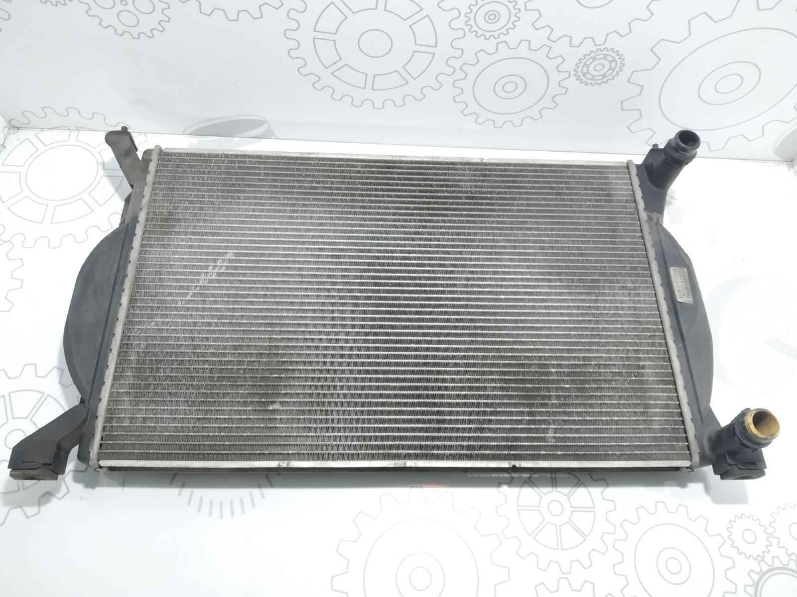 Радиатор (основной) Audi A4 B6 1.9 TDI 2004 (б/у)