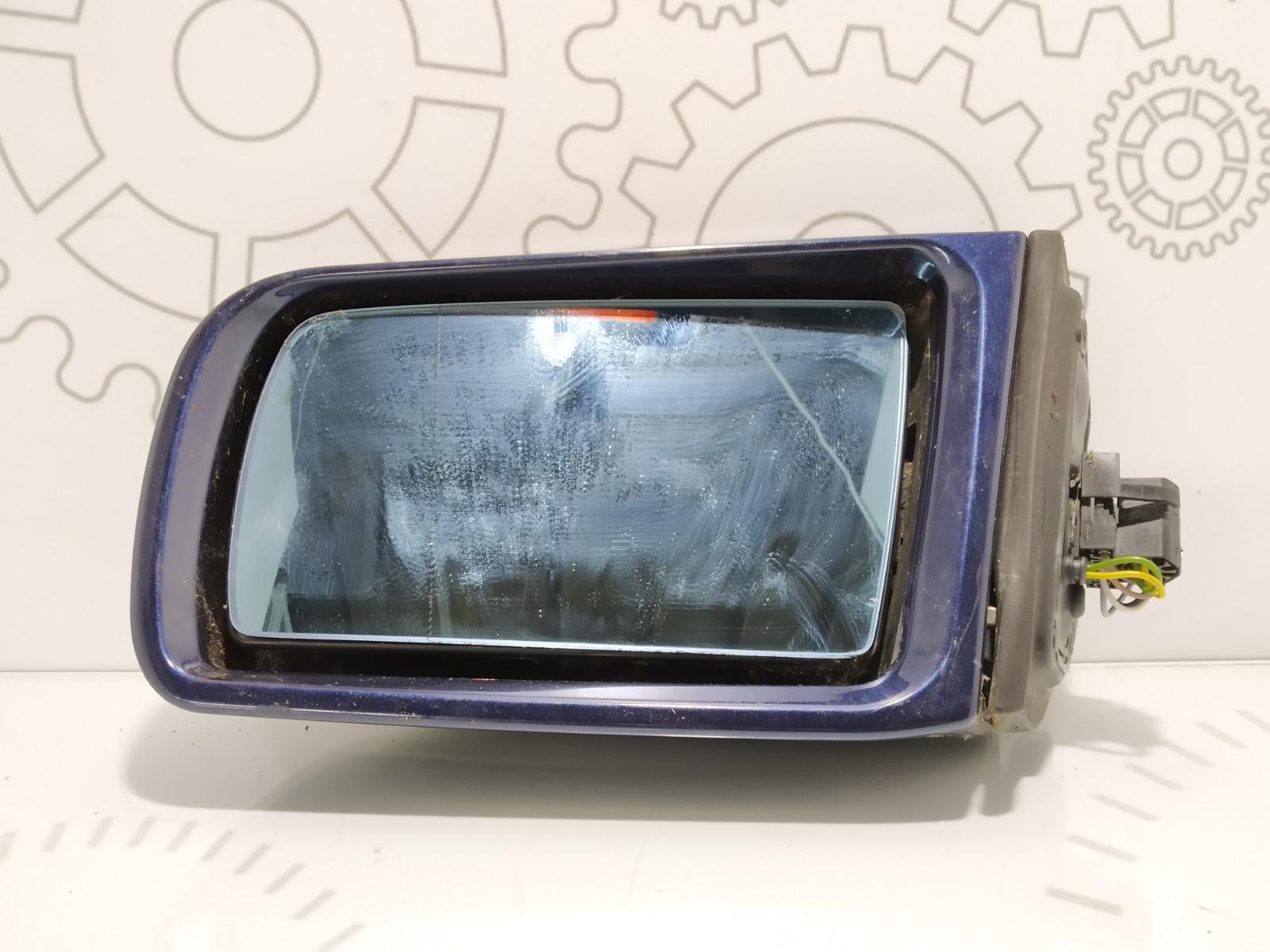 Зеркало наружное левое Mercedes E W210 2.4 I 1998 (б/у)