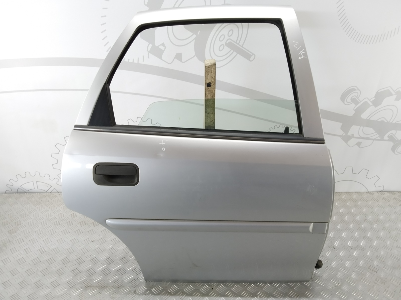 Дверь задняя правая Opel Vectra B 1.8 I 1999 (б/у)